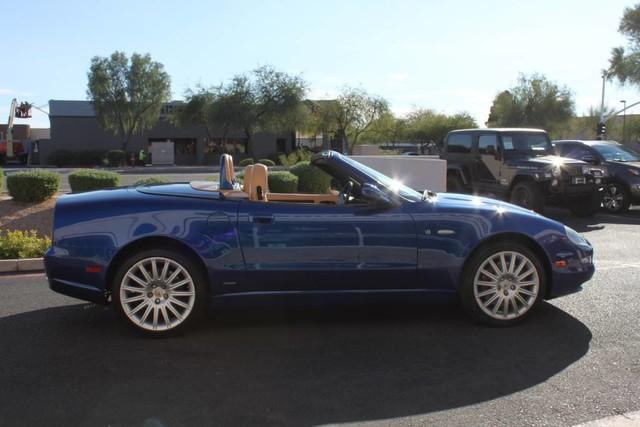 Used-2003-Maserati-Spyder-GT-Chrysler