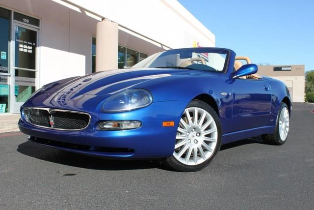 Used 2003 Maserati Spyder <span>GT</span> | Scottsdale, AZ