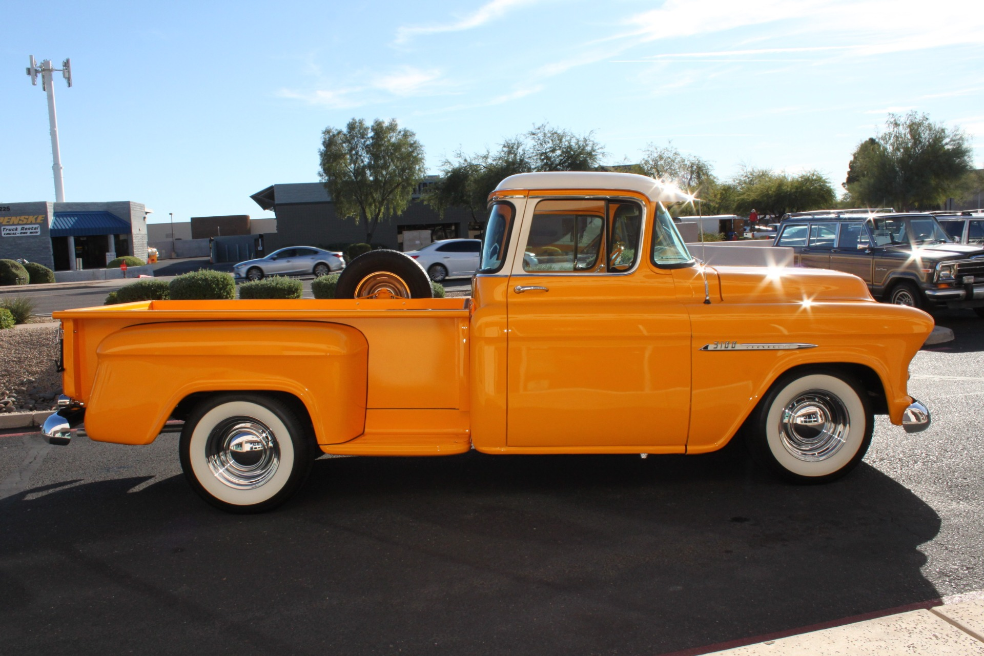 Used-1955-Chevrolet-3100-Pickup-Truck-Mercedes-Benz