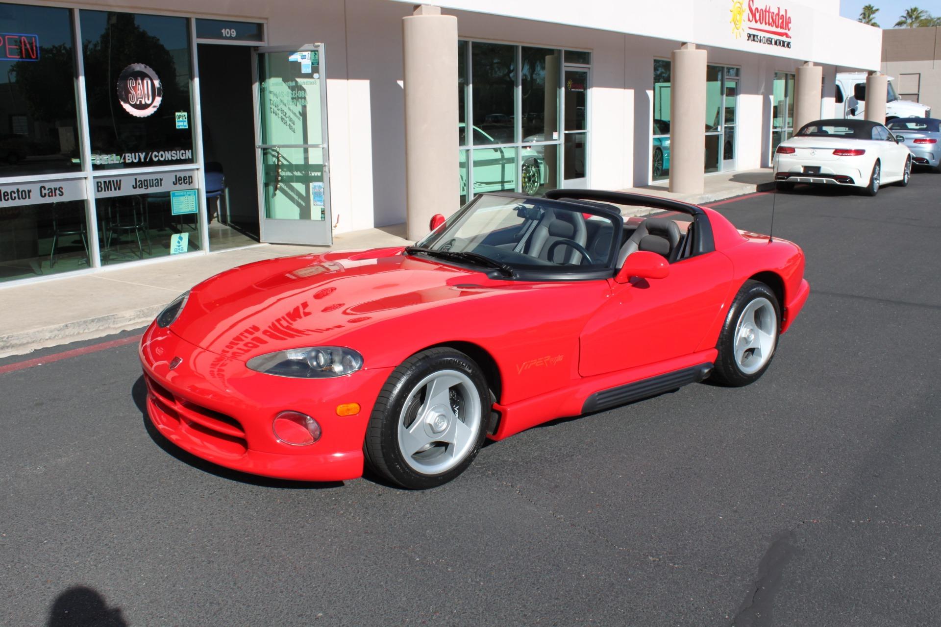 Used-1993-Dodge-Viper-Sports-Car-Chevelle