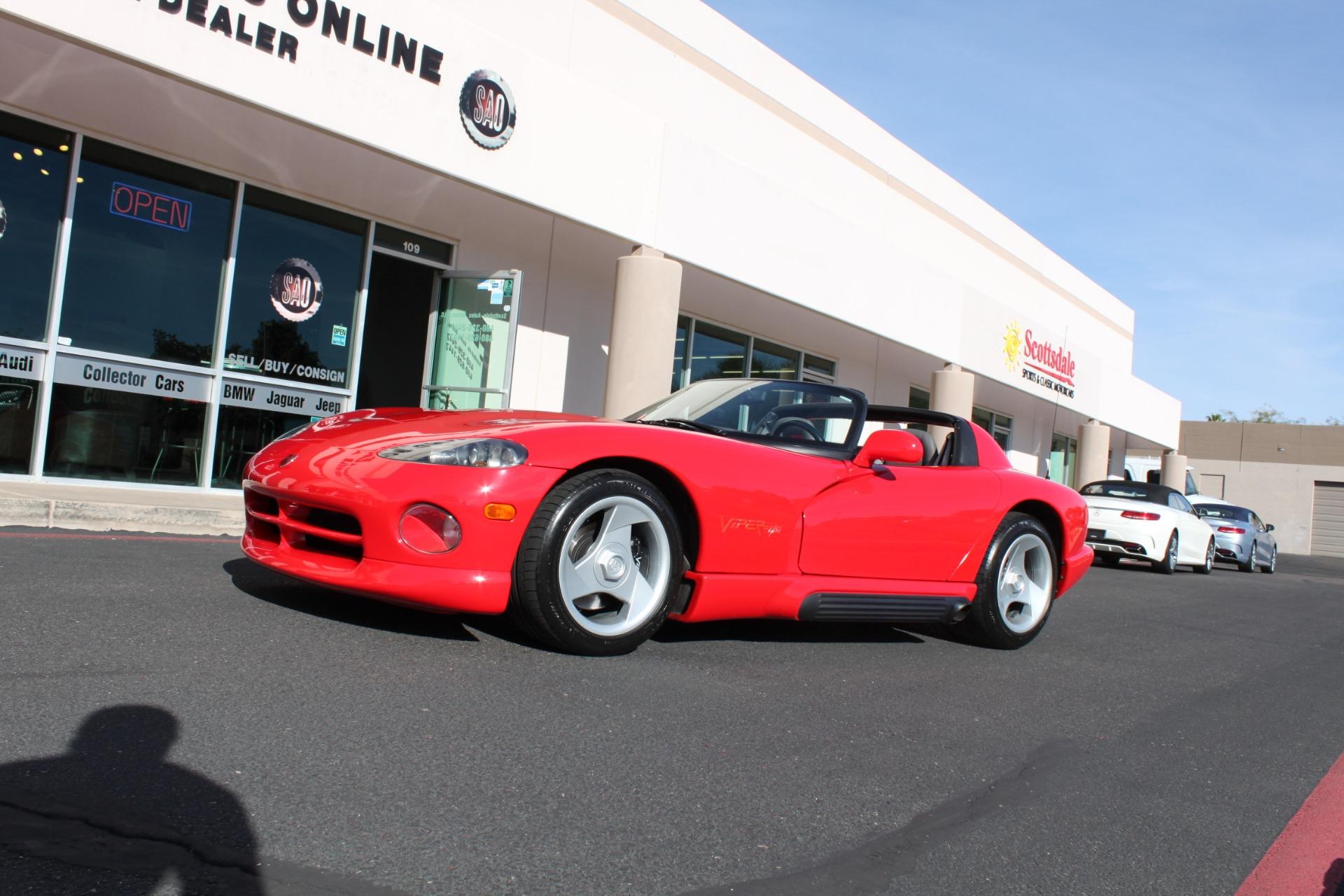 Used-1993-Dodge-Viper-Sports-Car-Fiat