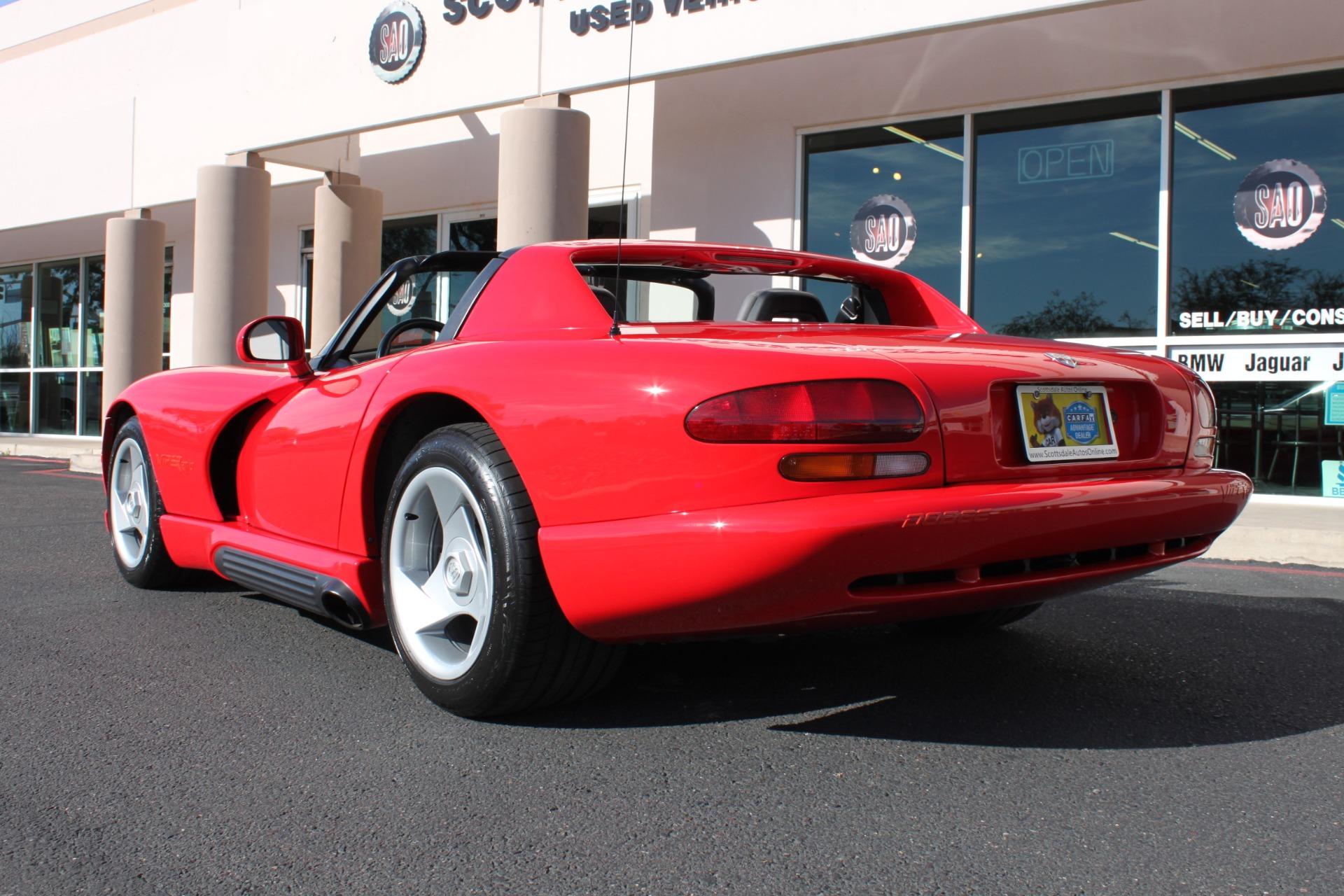 Used-1993-Dodge-Viper-Sports-Car-Grand-Wagoneer