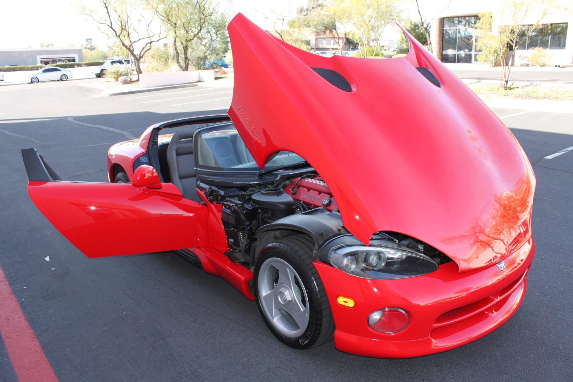 Used-1993-Dodge-Viper-Sports-Car-XJ