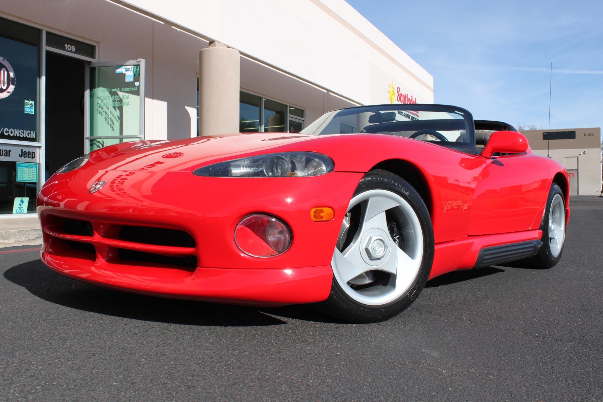Used 1993 Dodge Viper <span>Sports Car</span> | Scottsdale, AZ