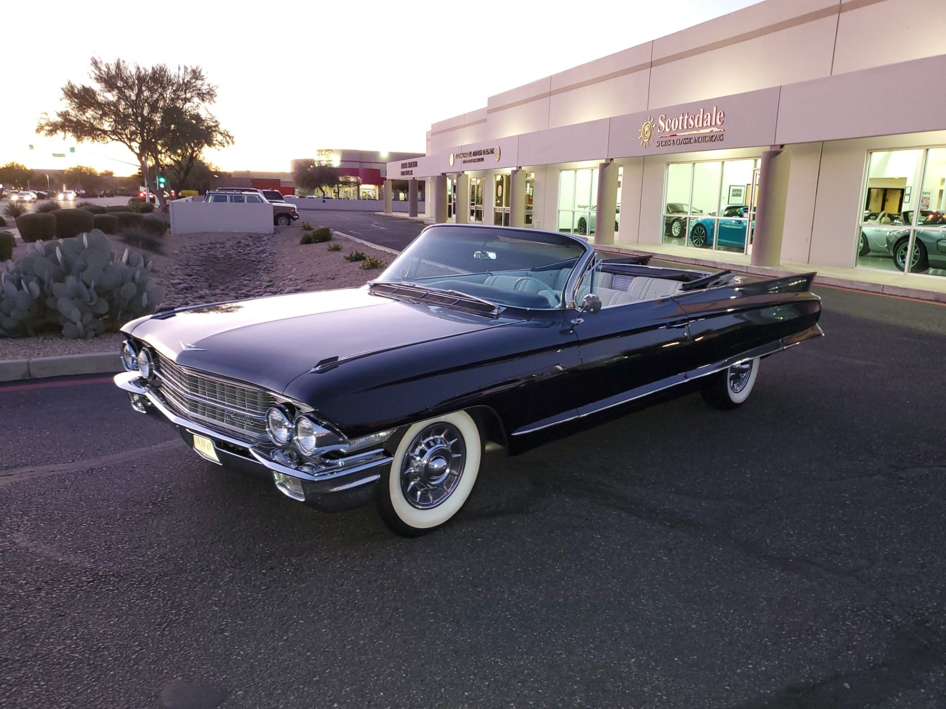 Used 1962 Cadillac Series 62 Convertible <span></span> | Scottsdale, AZ