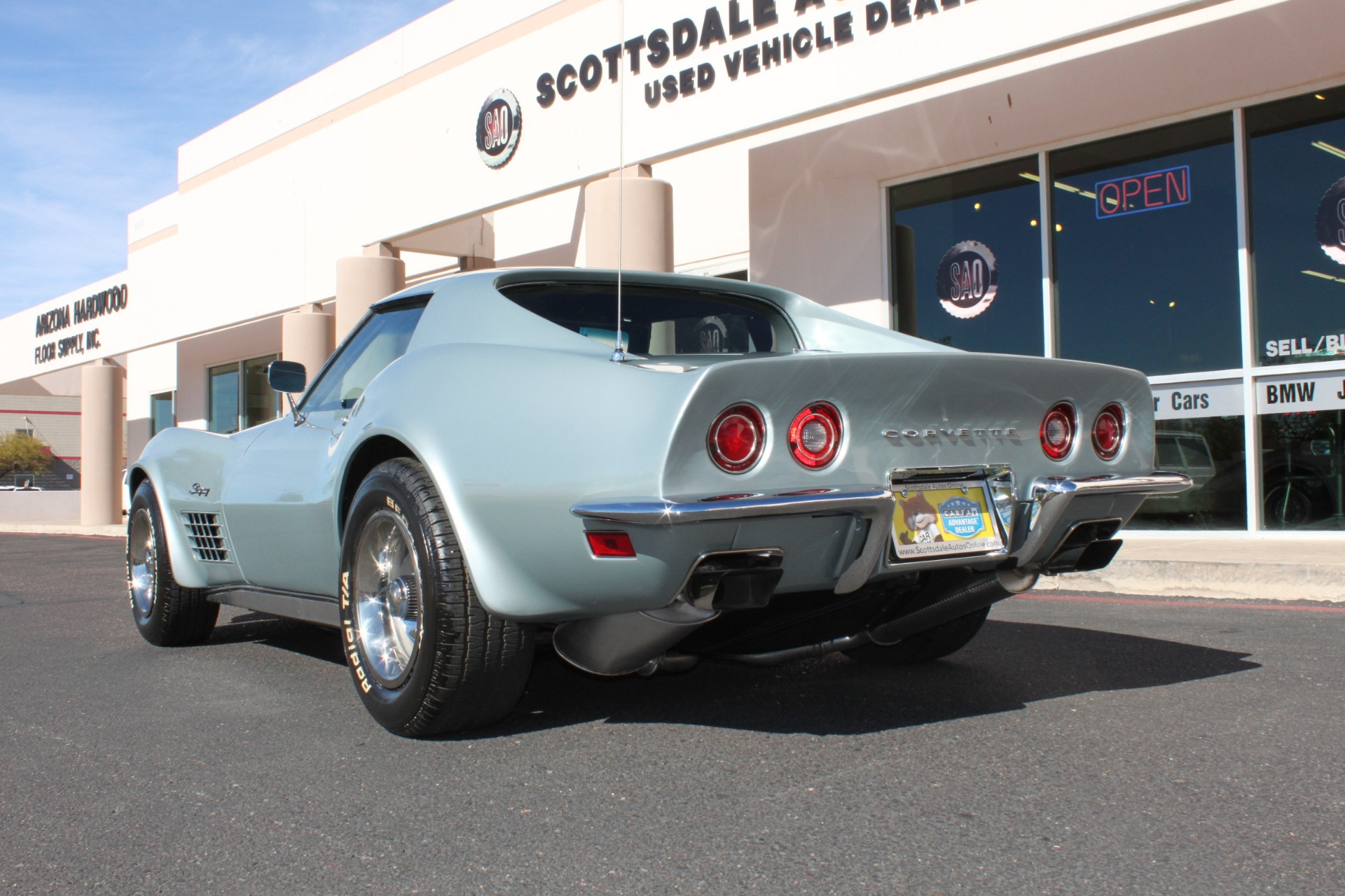 Used-1971-Chevrolet-Corvette-454-LS5-Big-Block-Tesla