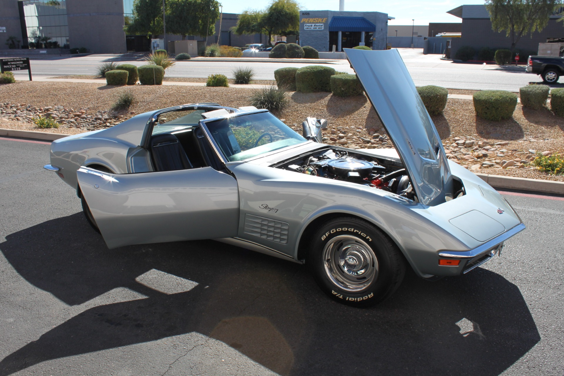 Used-1971-Chevrolet-Corvette-454-LS5-Big-Block-vintage