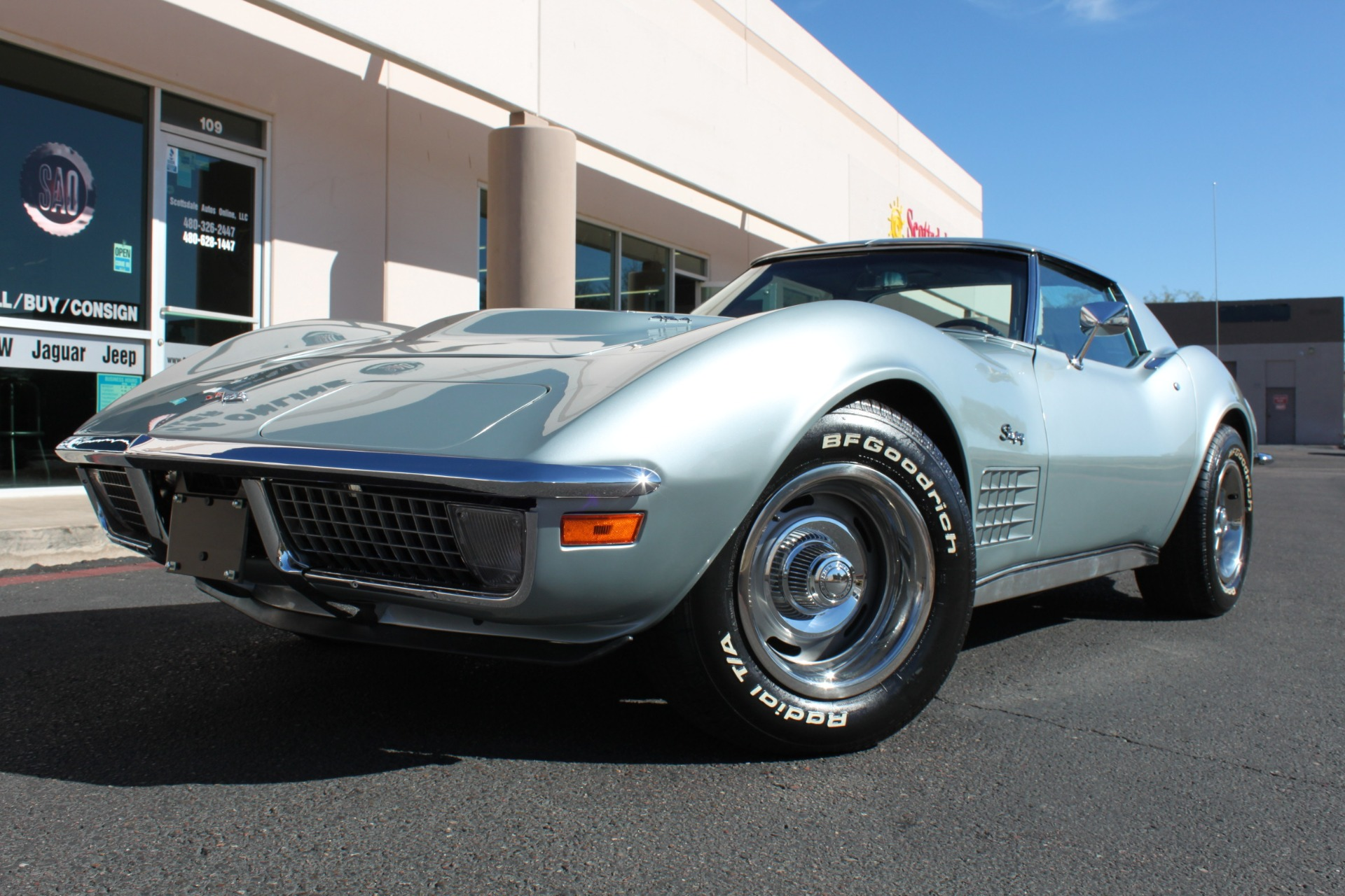 Used 1971 Chevrolet Corvette <span>454 LS5 Big Block</span> | Scottsdale, AZ