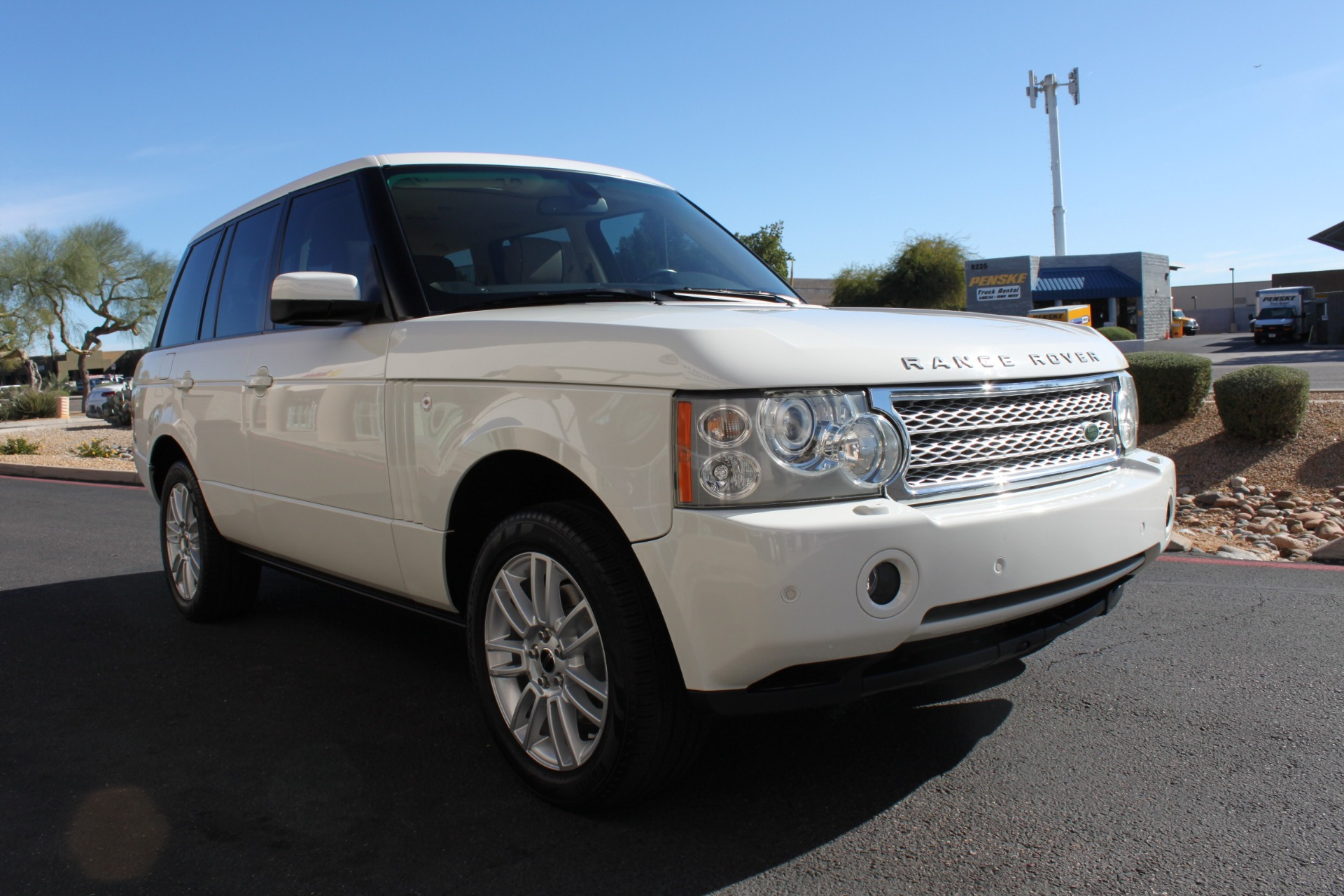 Used-2007-Land-Rover-Range-Rover-HSE-Mercedes-Benz