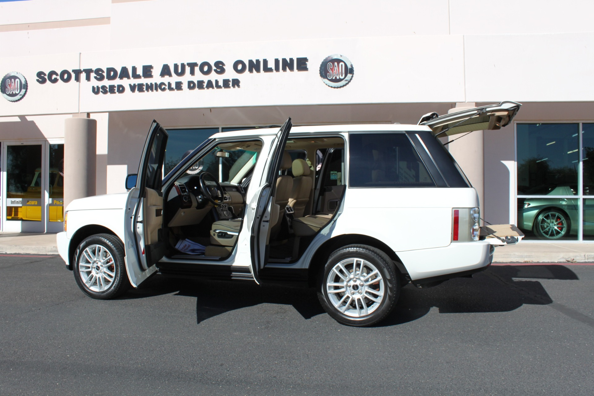 Used-2007-Land-Rover-Range-Rover-HSE-Ford