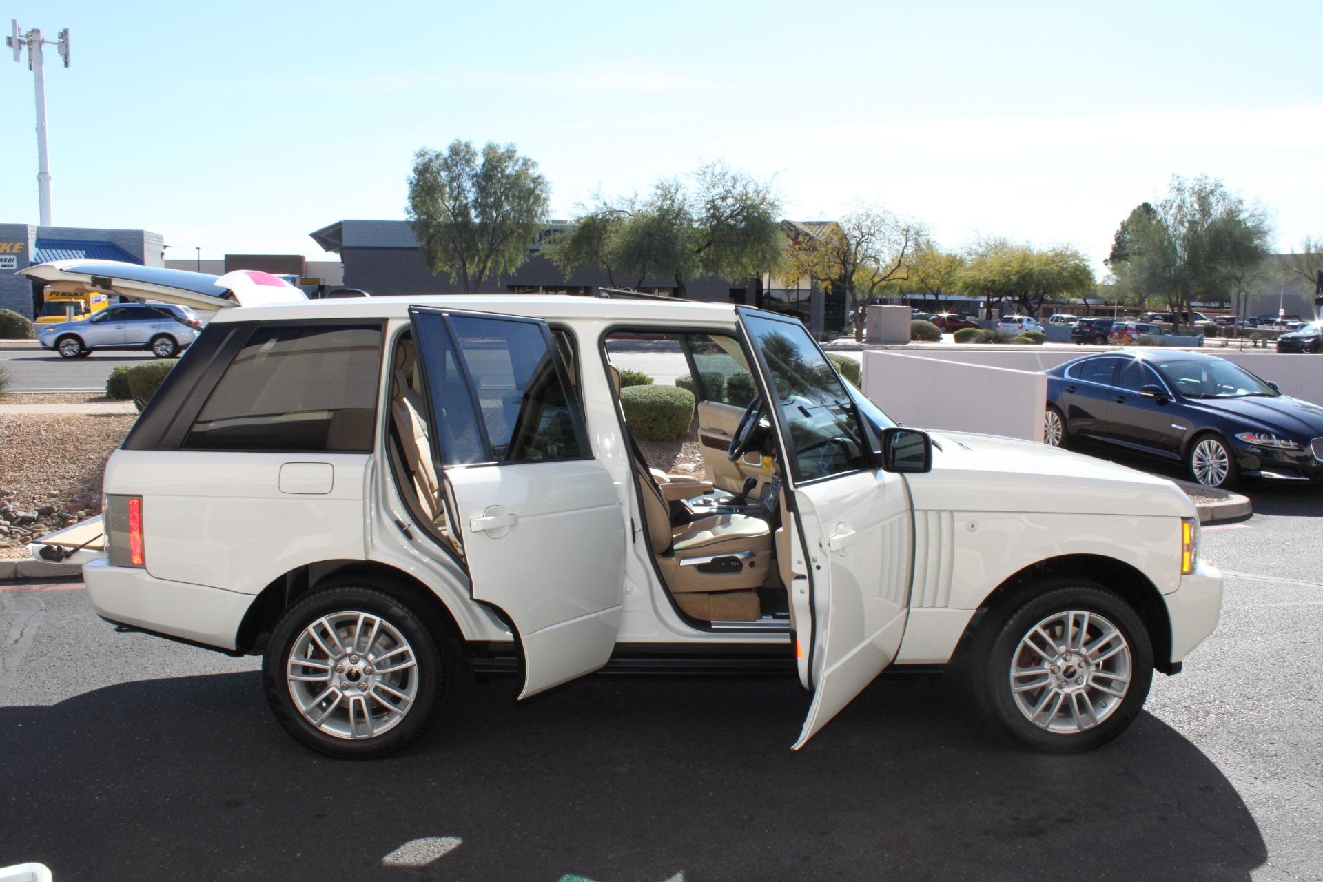 Used-2007-Land-Rover-Range-Rover-HSE-Honda