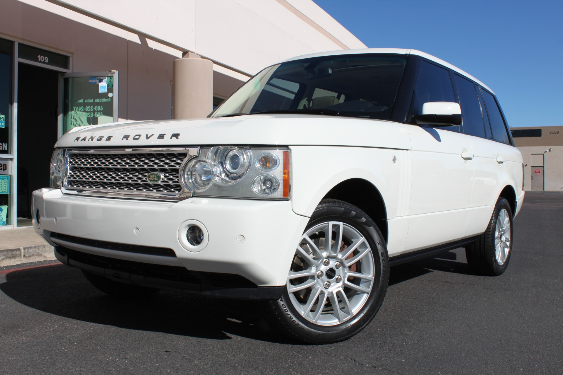 Used 2007 Land Rover Range Rover <span>HSE</span> | Scottsdale, AZ