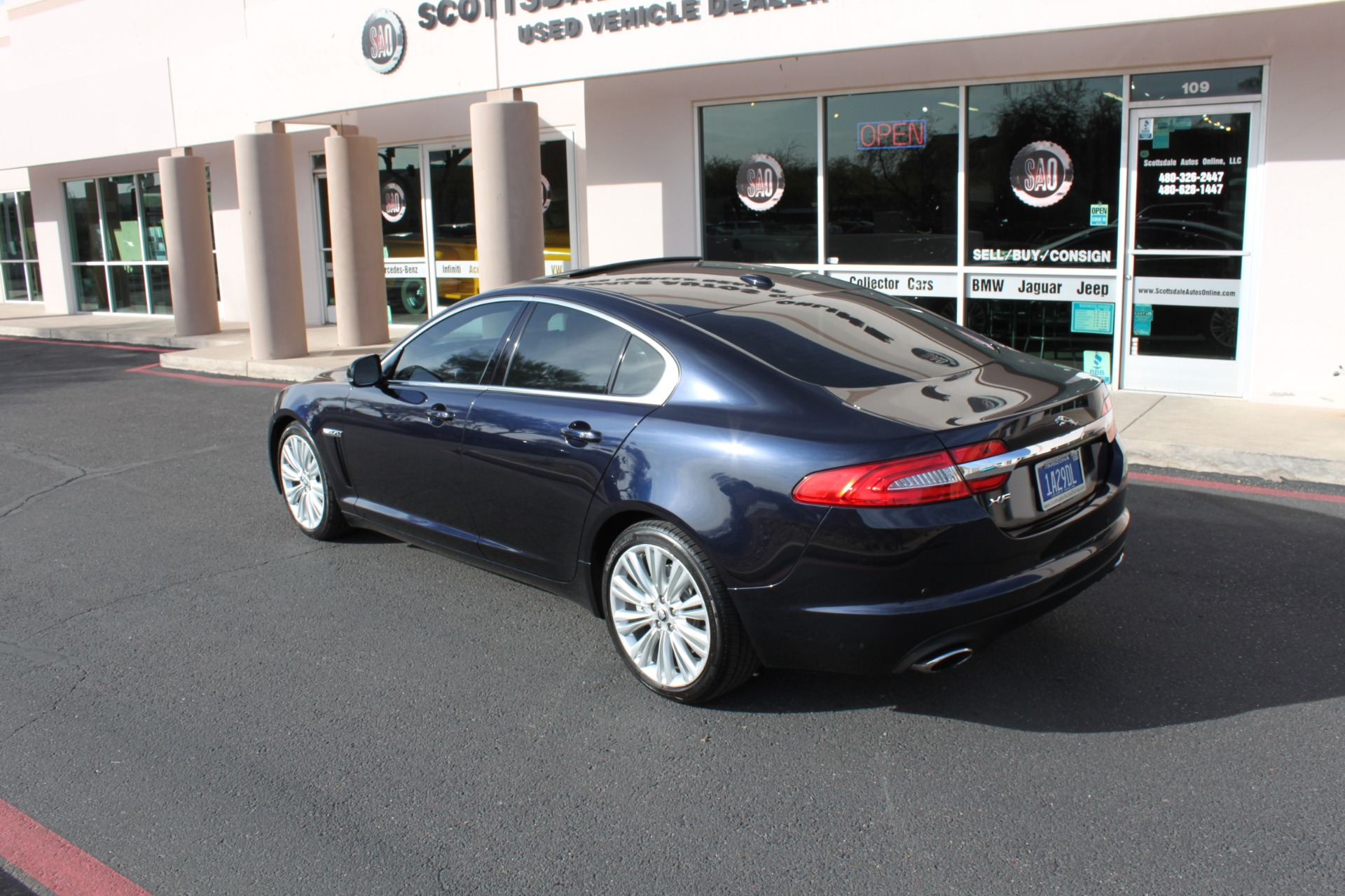 Used-2012-Jaguar-XF-Portfolio-Dodge