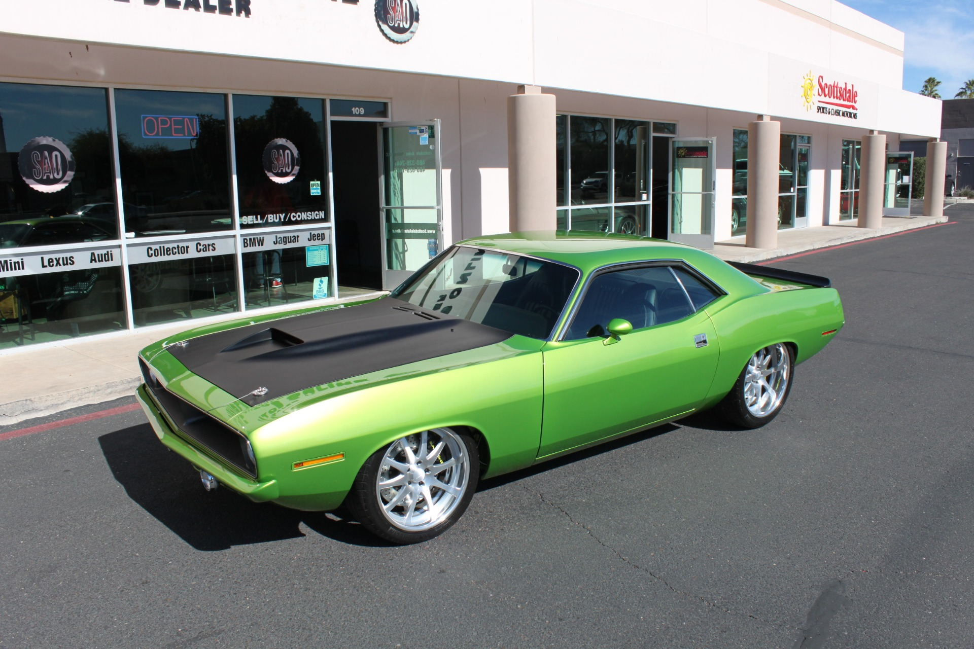 Used-1970-Plymouth-Cuda-Restomod-340-Six-Pack!-Dodge