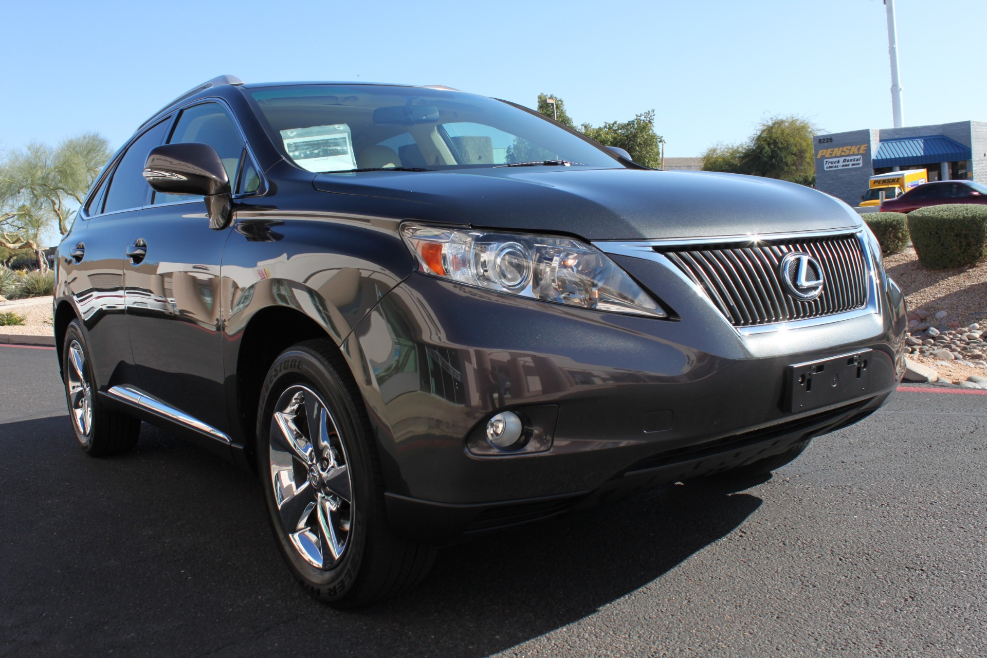 Used-2010-Lexus-RX-350-Mercedes-Benz