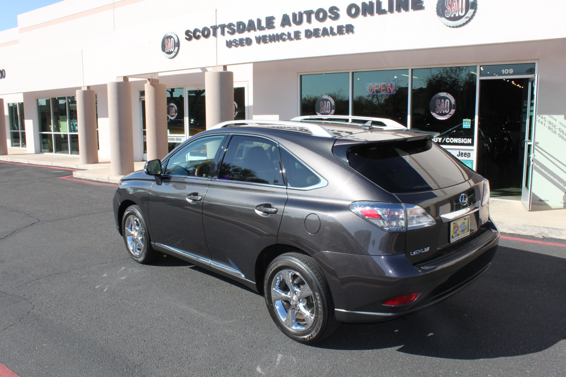 Used-2010-Lexus-RX-350-Chevelle