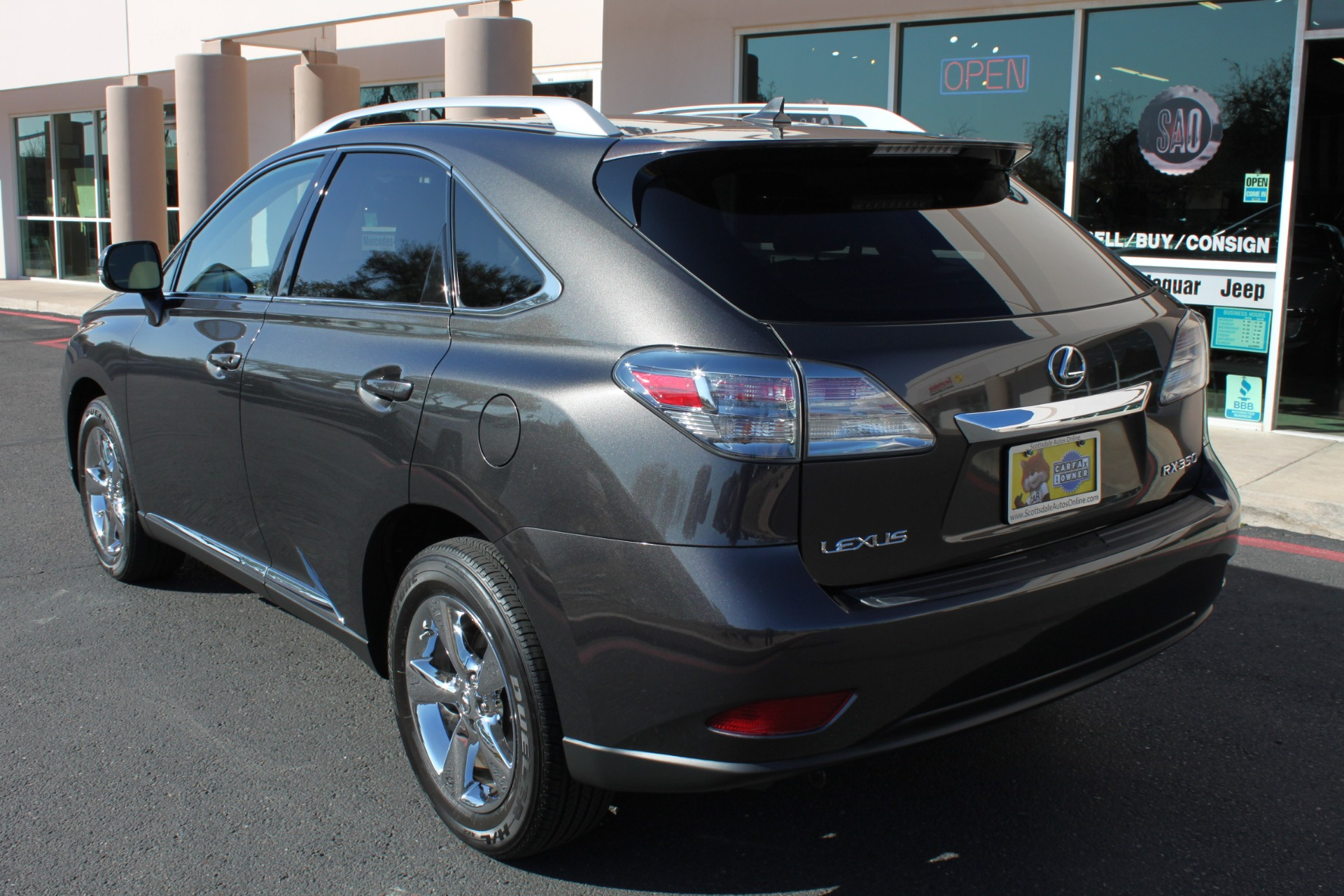 Used-2010-Lexus-RX-350-Grand-Wagoneer