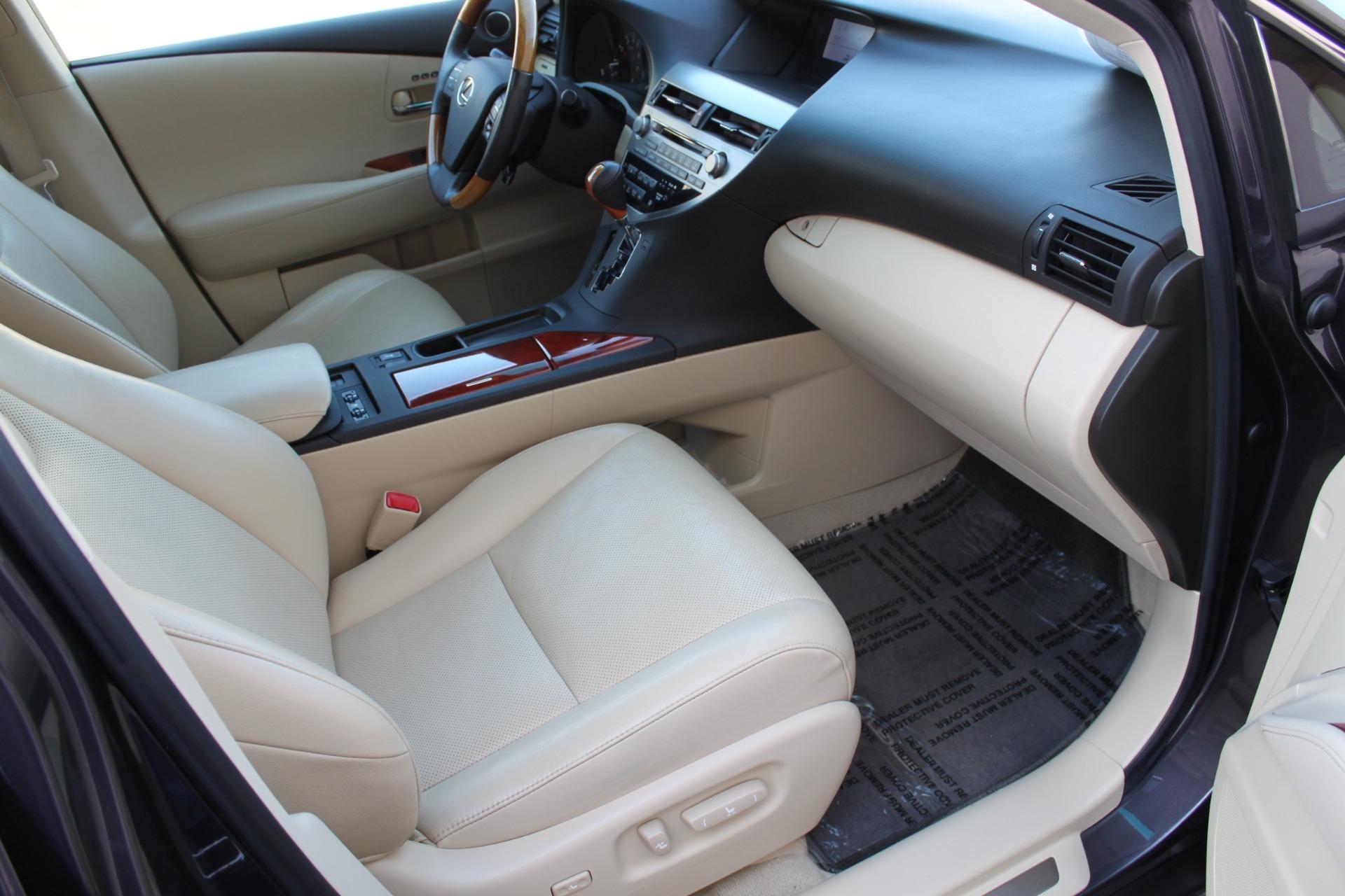 Used-2010-Lexus-RX-350-BMW