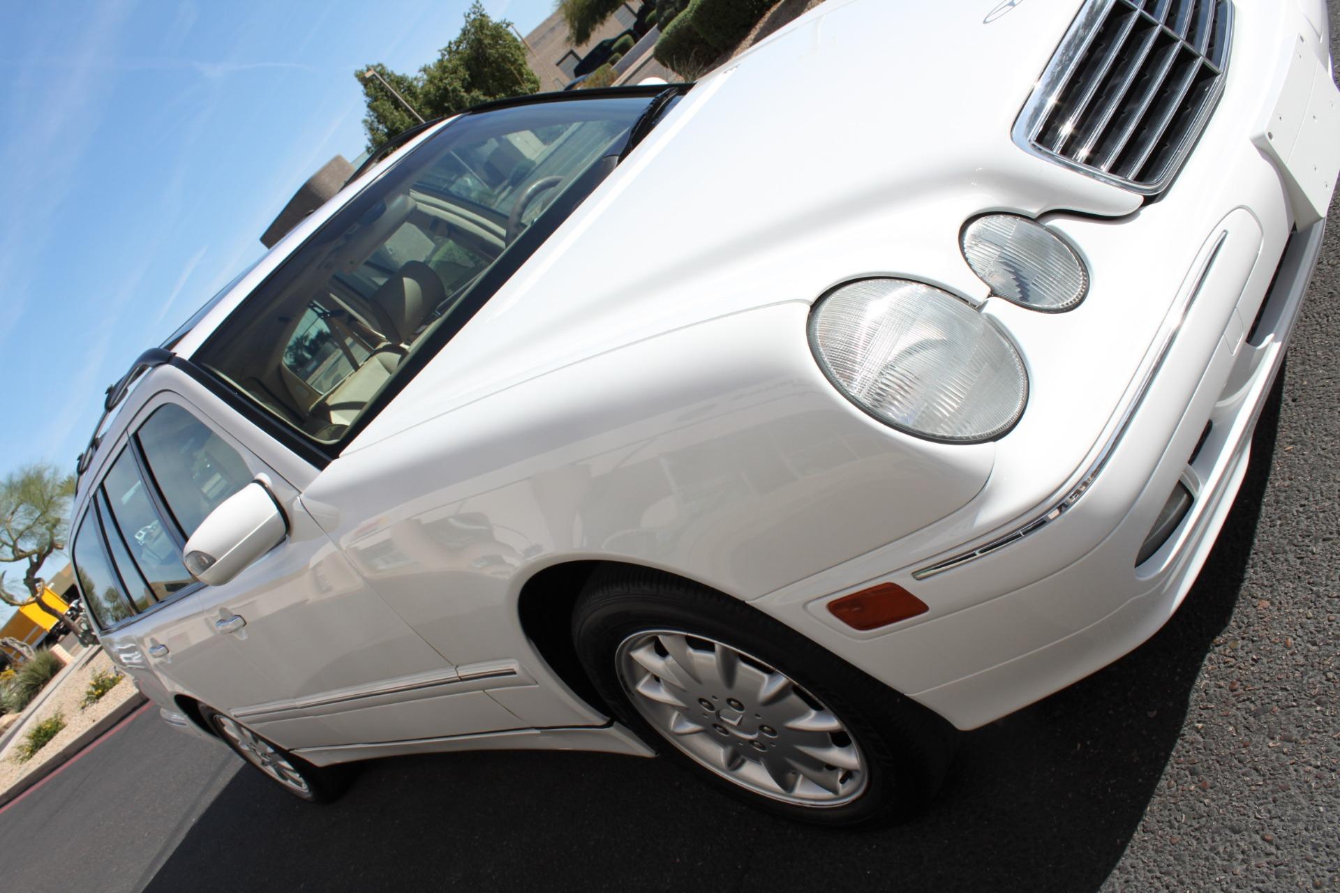 Used-2000-Mercedes-Benz-E-Class-E-320-4X4