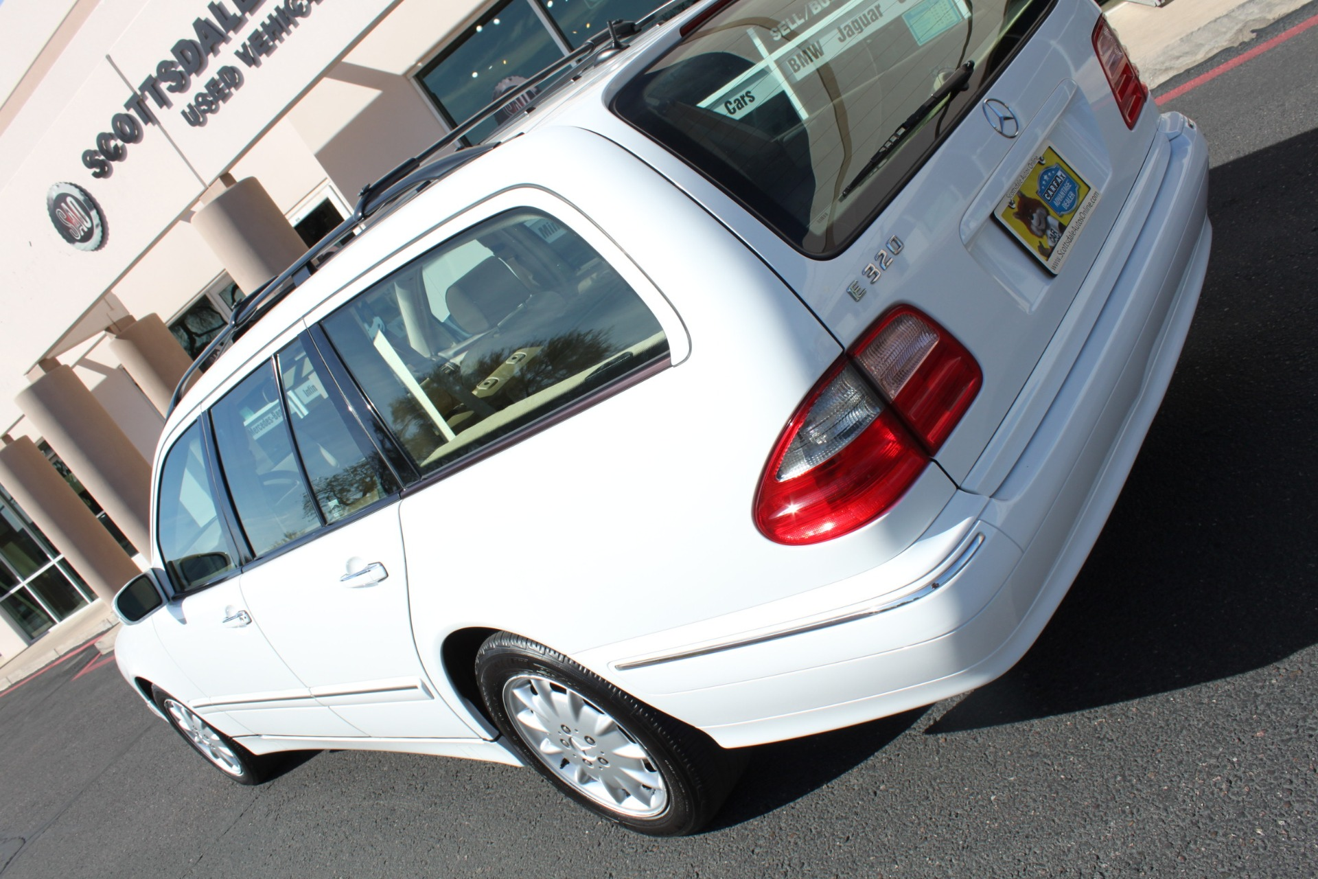 Used-2000-Mercedes-Benz-E-Class-E-320-Acura