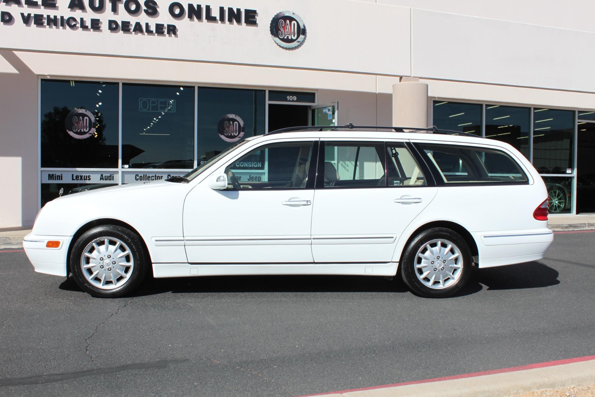 Used-2000-Mercedes-Benz-E-Class-Wagoneer