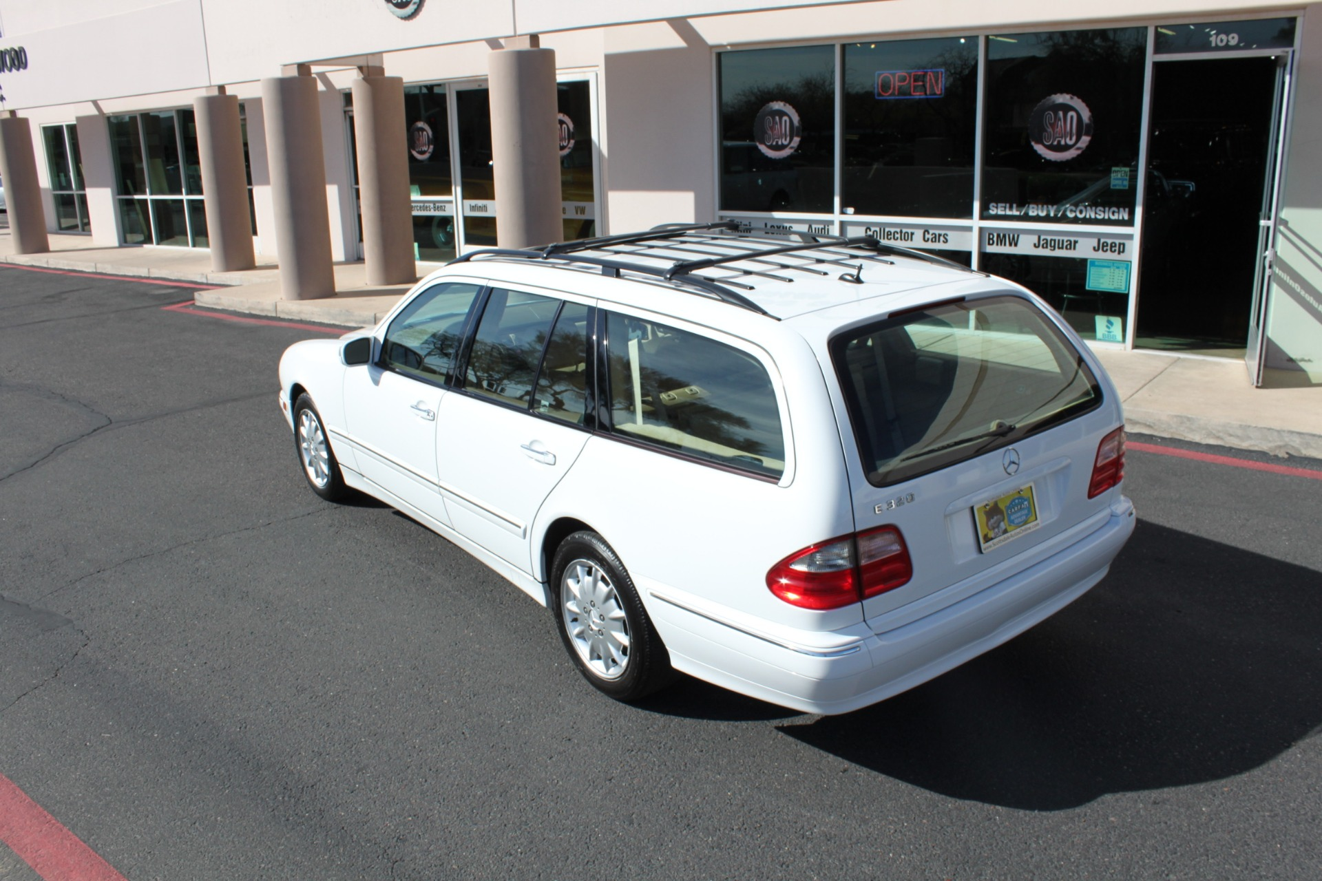 Used-2000-Mercedes-Benz-E-Class-E-320-LS430