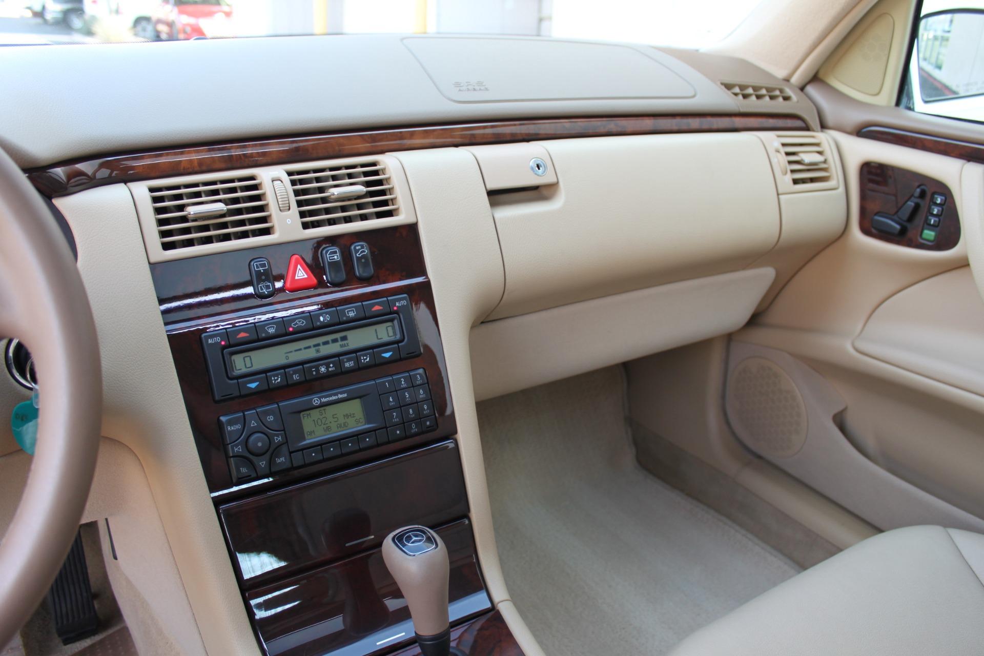Used-2000-Mercedes-Benz-E-Class-Porsche
