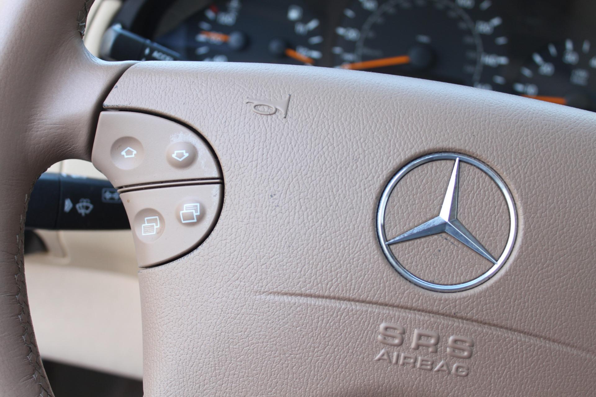 Used-2000-Mercedes-Benz-E-Class-E-320-Jeep