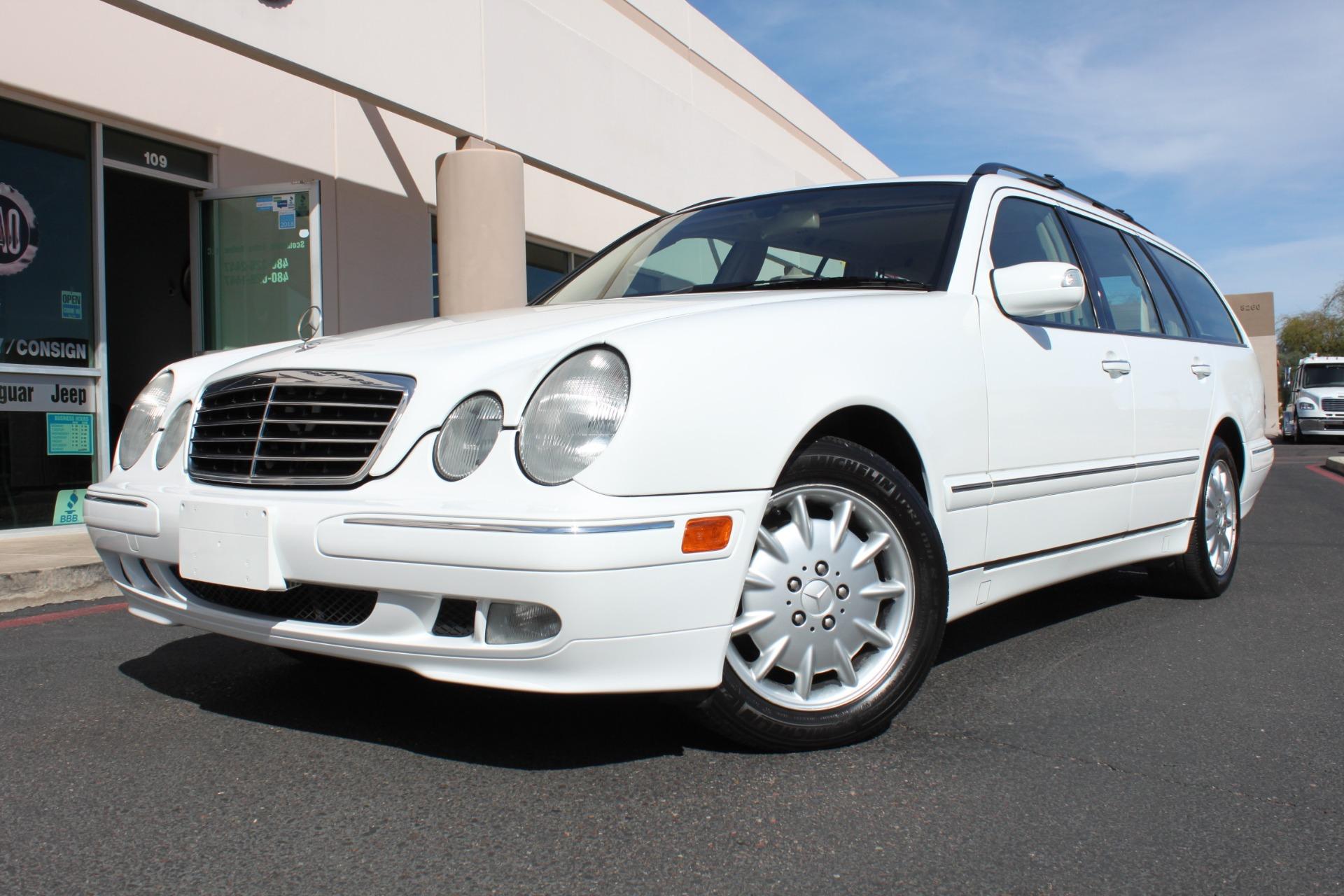 Used 2000 Mercedes-Benz E-Class Wagon <span></span> | Scottsdale, AZ