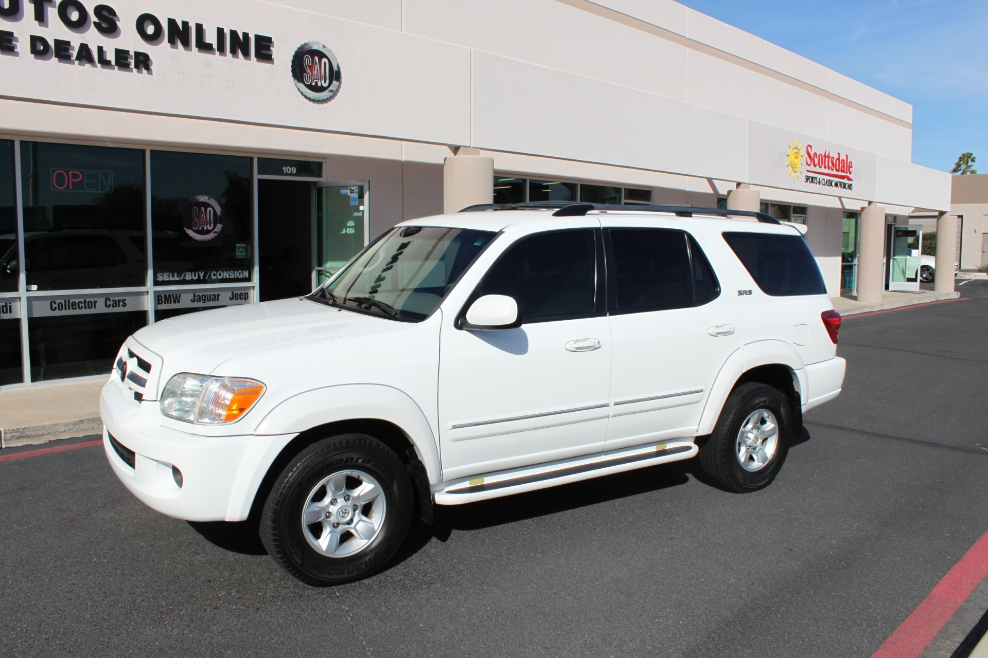 Used-2005-Toyota-Sequoia-SR5-Chalenger