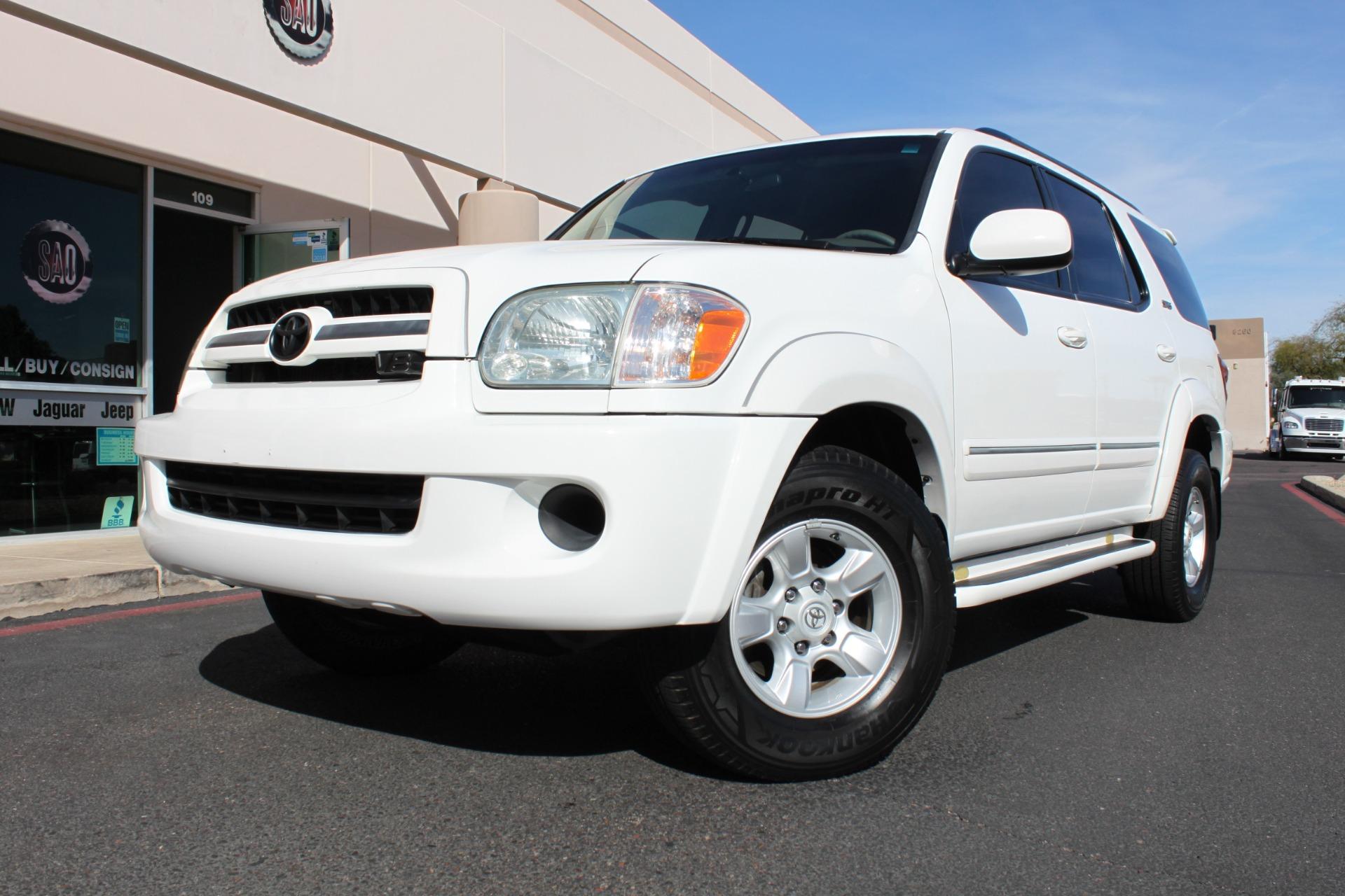 Used 2005 Toyota Sequoia <span>SR5</span>   Scottsdale, AZ