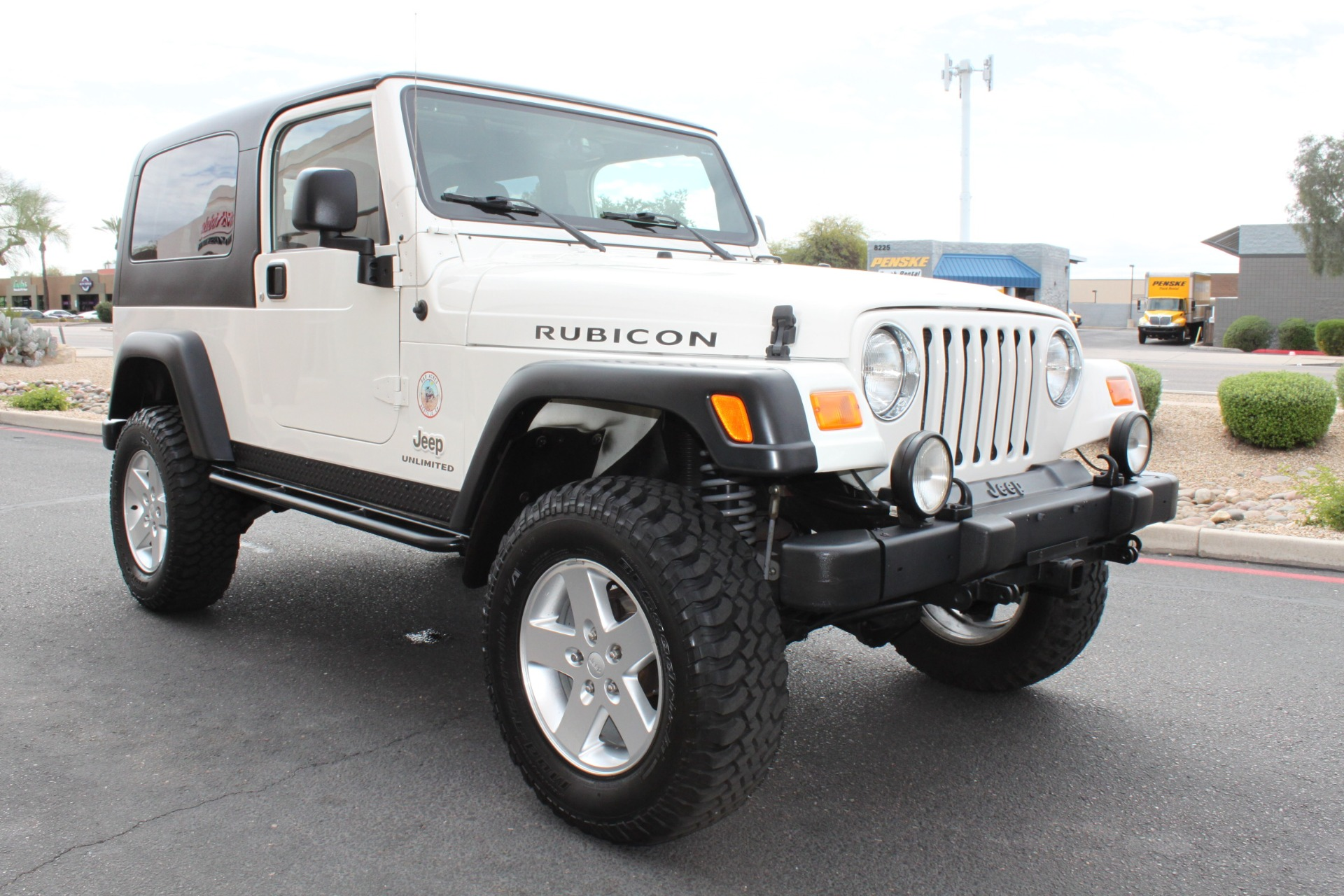 Used-2006-Jeep-Wrangler-Unlimited-Rubicon-LWB-Mercedes-Benz