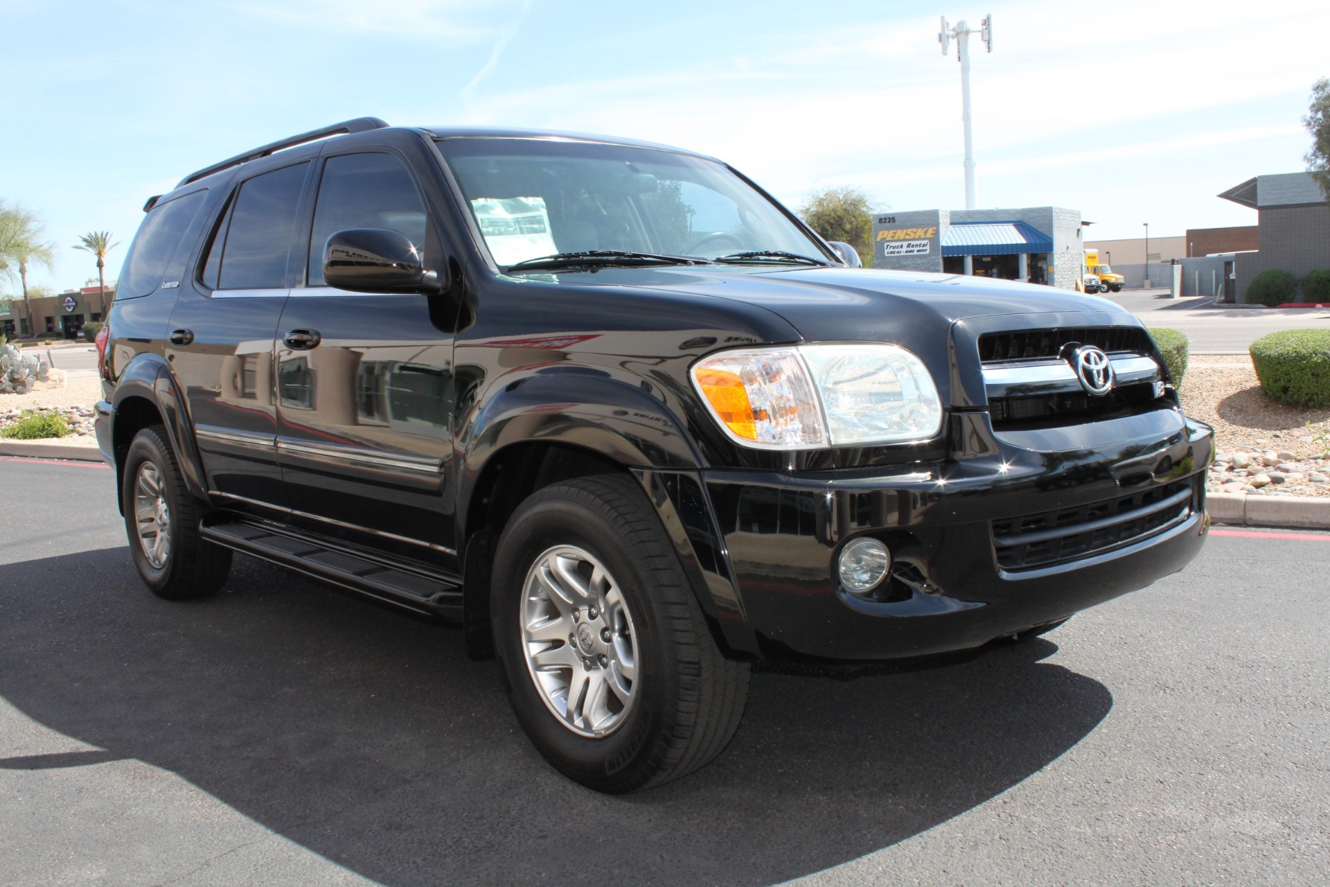 Used-2005-Toyota-Sequoia-Limited-Mercedes-Benz