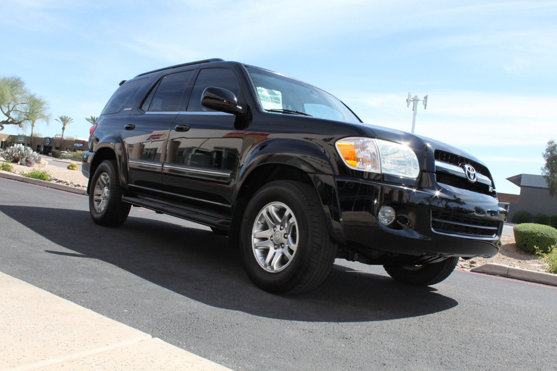 Used-2005-Toyota-Sequoia-Limited-Toyota