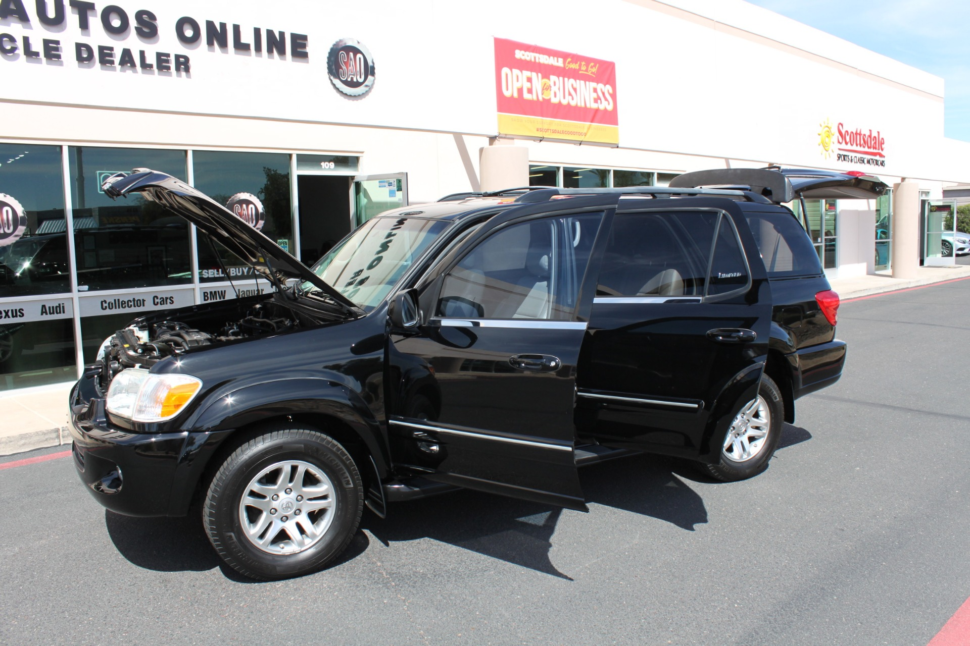 Used-2005-Toyota-Sequoia-Limited-Land-Cruiser
