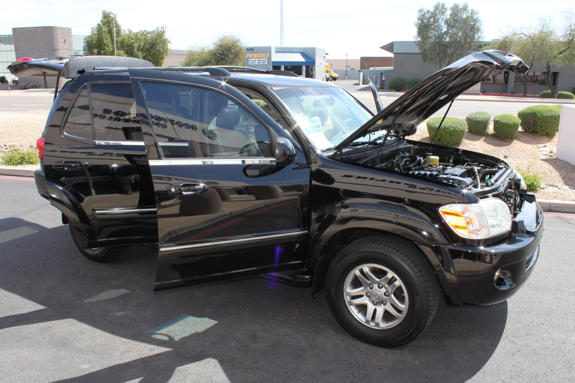 Used-2005-Toyota-Sequoia-Limited-Ford