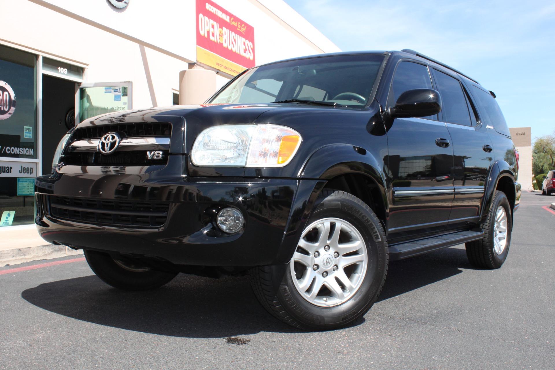 Used 2005 Toyota Sequoia <span>Limited</span> | Scottsdale, AZ