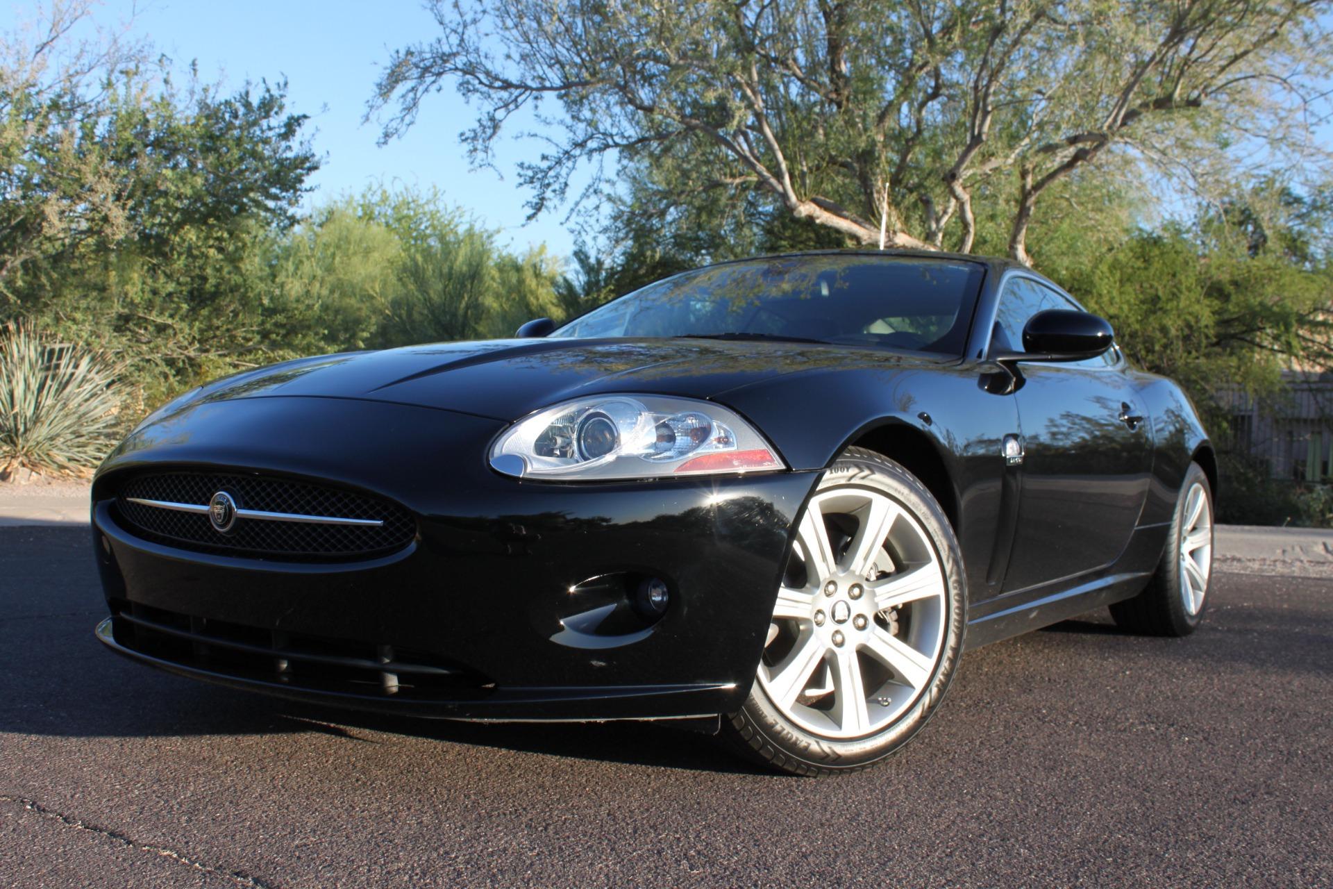 2007 Jaguar XK Coupe Stock # P1280 for sale near ...