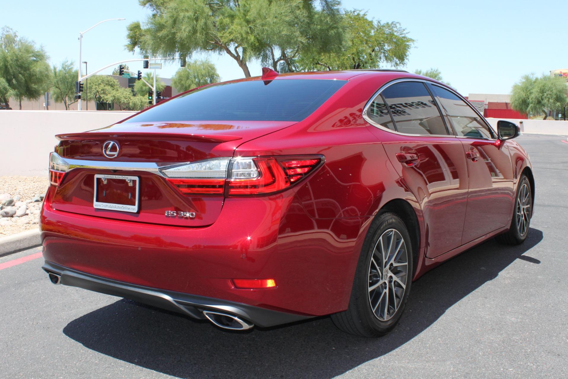 Used-2016-Lexus-ES-350-Collector