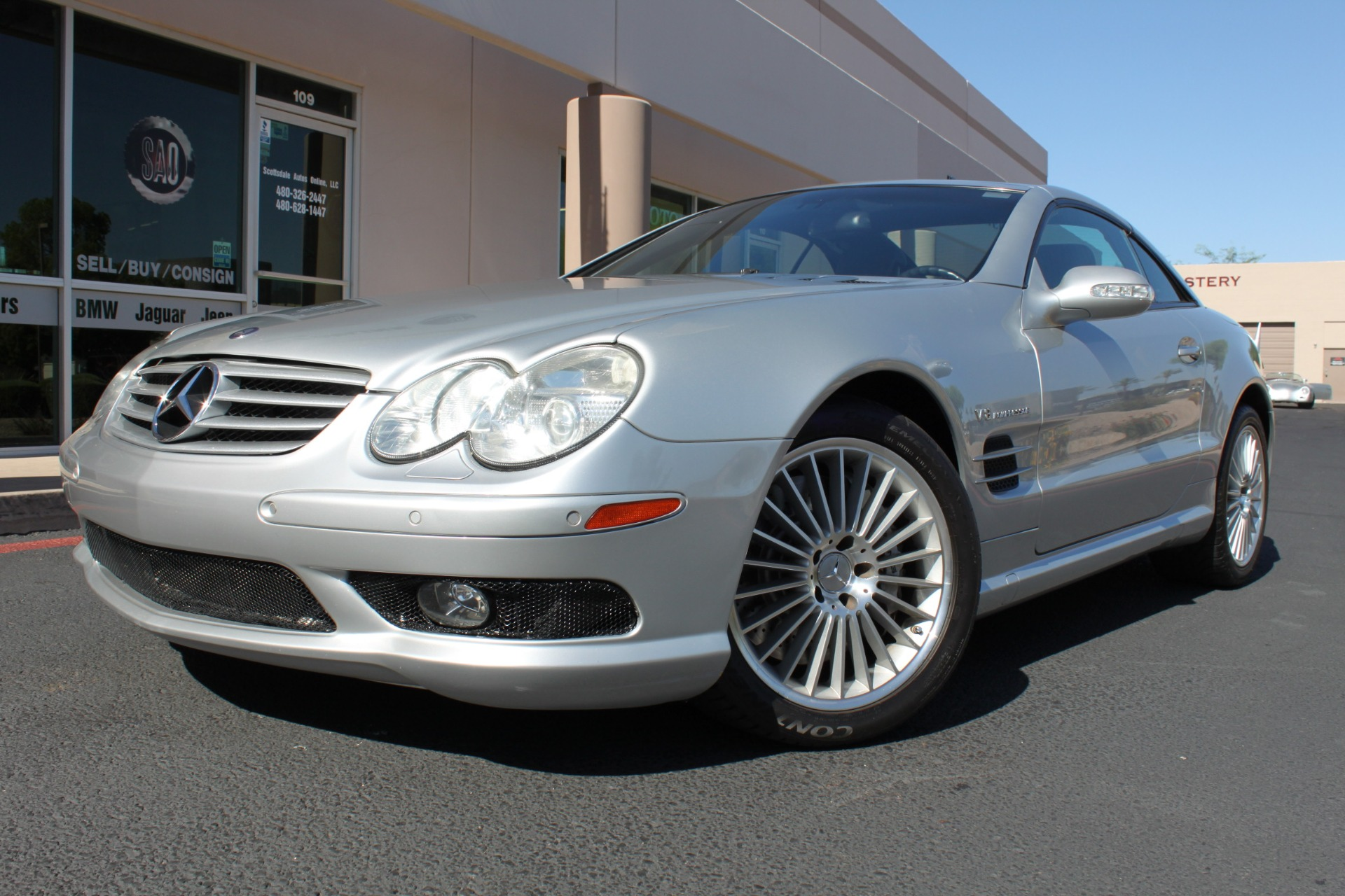 Used-2003-Mercedes-Benz-SL-Class-AMG-Cherokee
