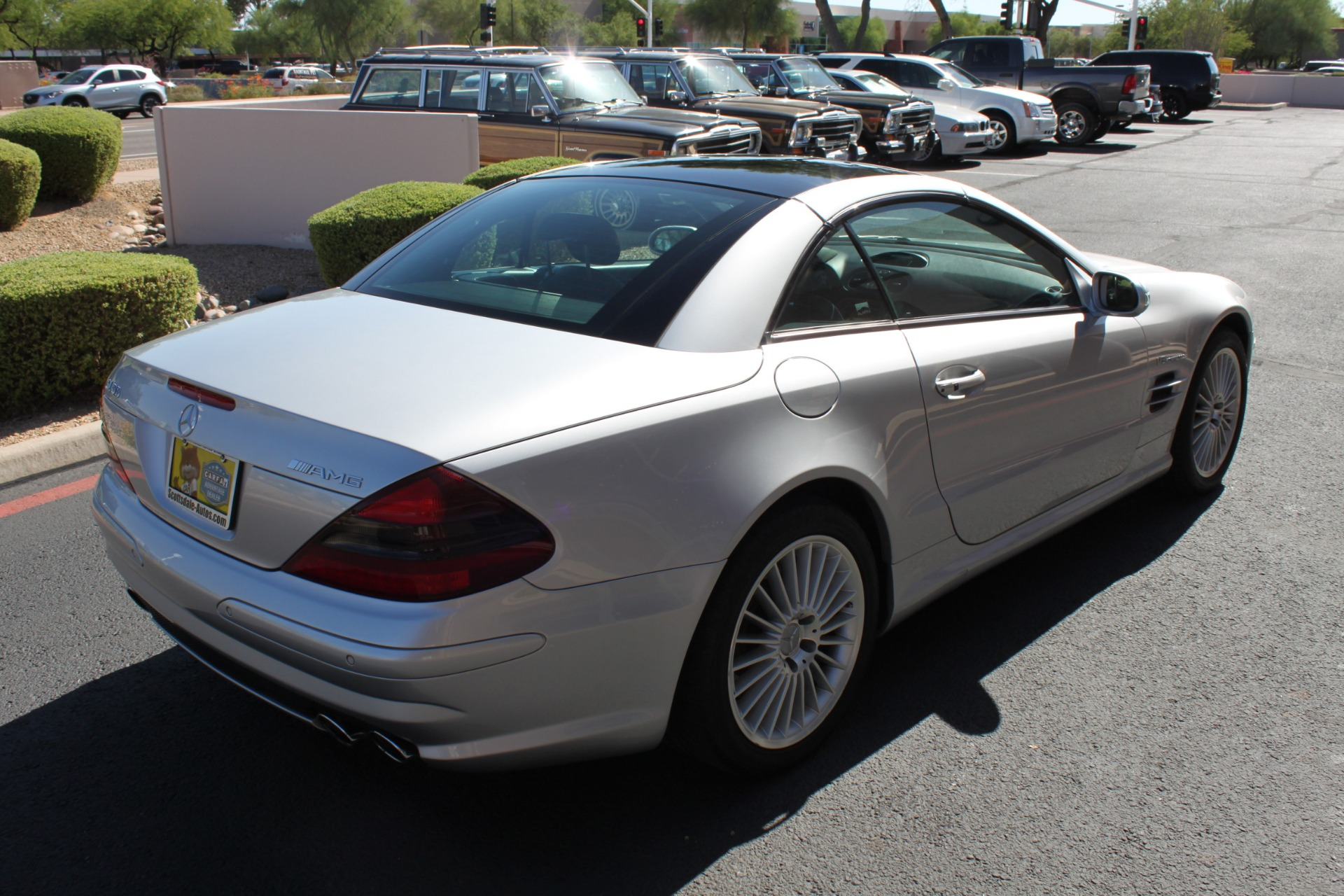 Used-2003-Mercedes-Benz-SL-Class-AMG-Acura