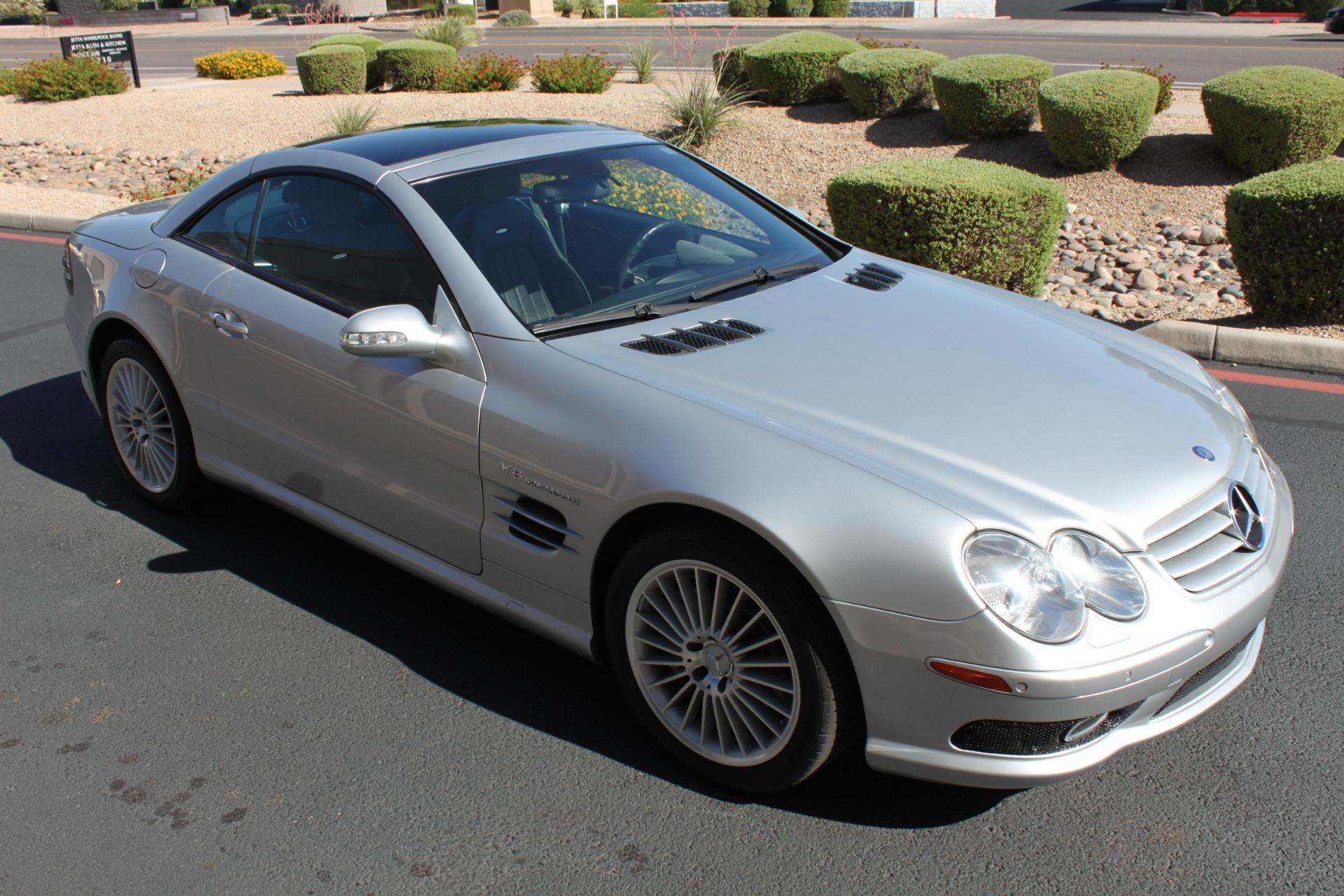 Used-2003-Mercedes-Benz-SL-Class-AMG-Camaro