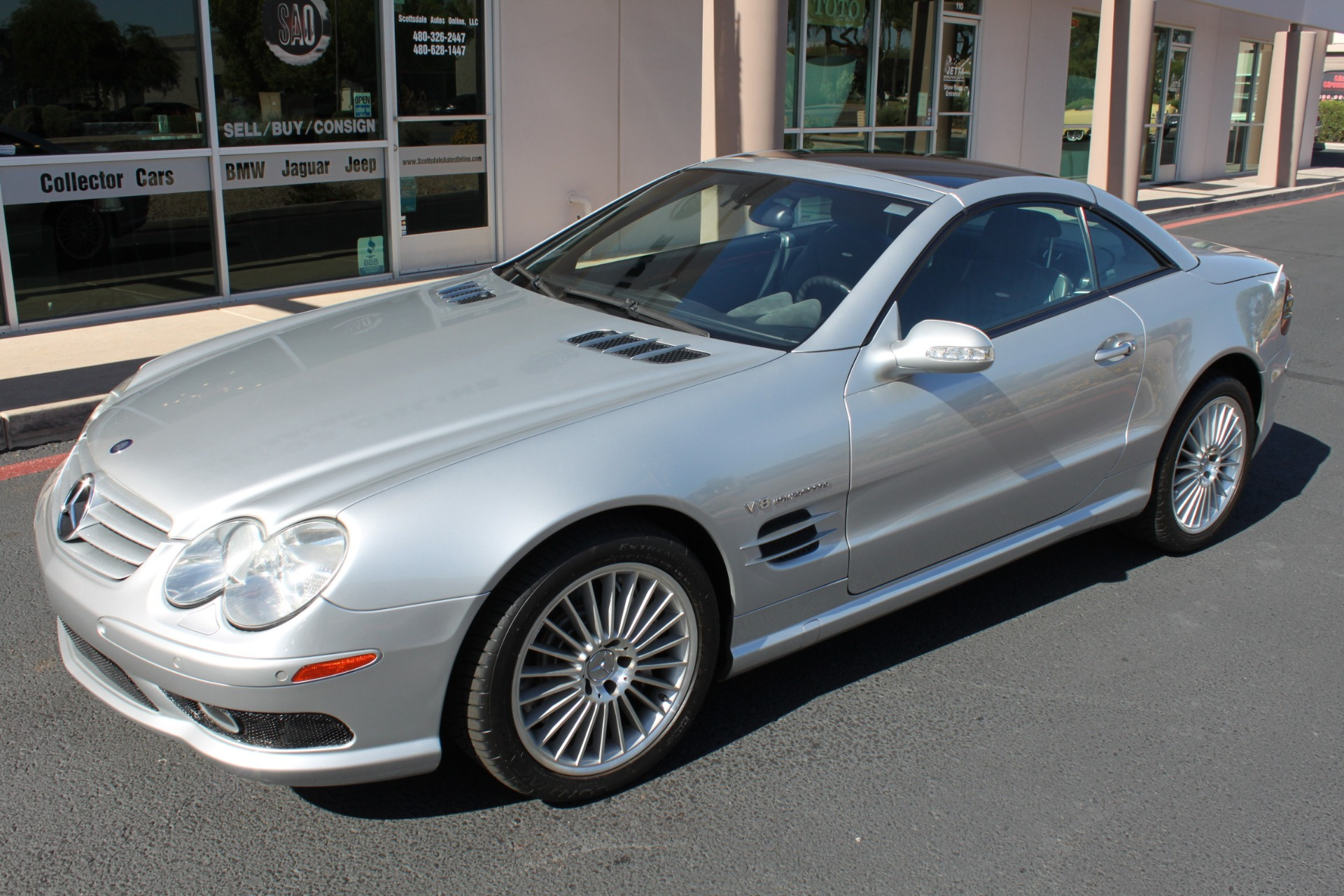 Used-2003-Mercedes-Benz-SL-Class-AMG-Chevrolet