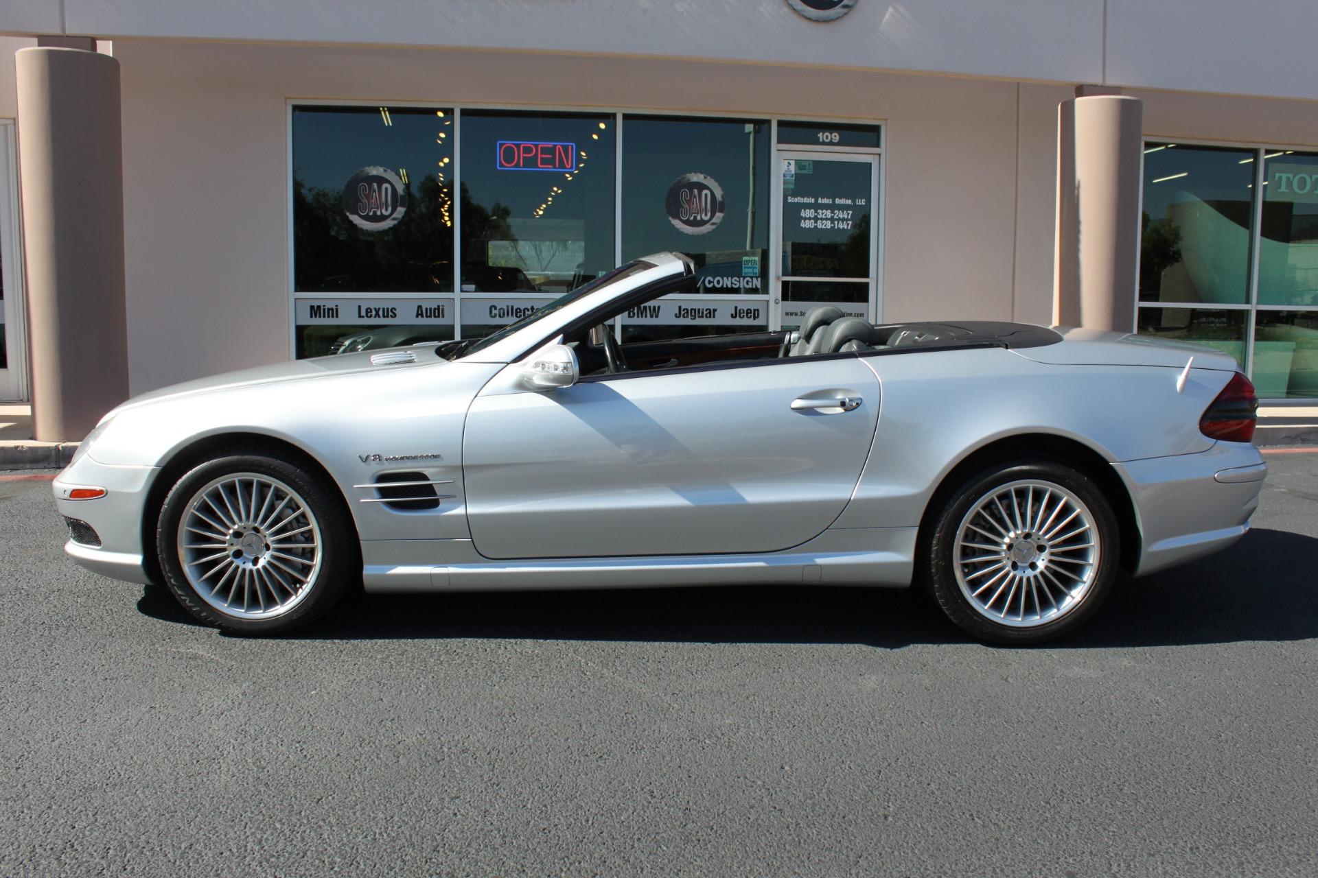Used-2003-Mercedes-Benz-SL-Class-AMG-Wagoneer