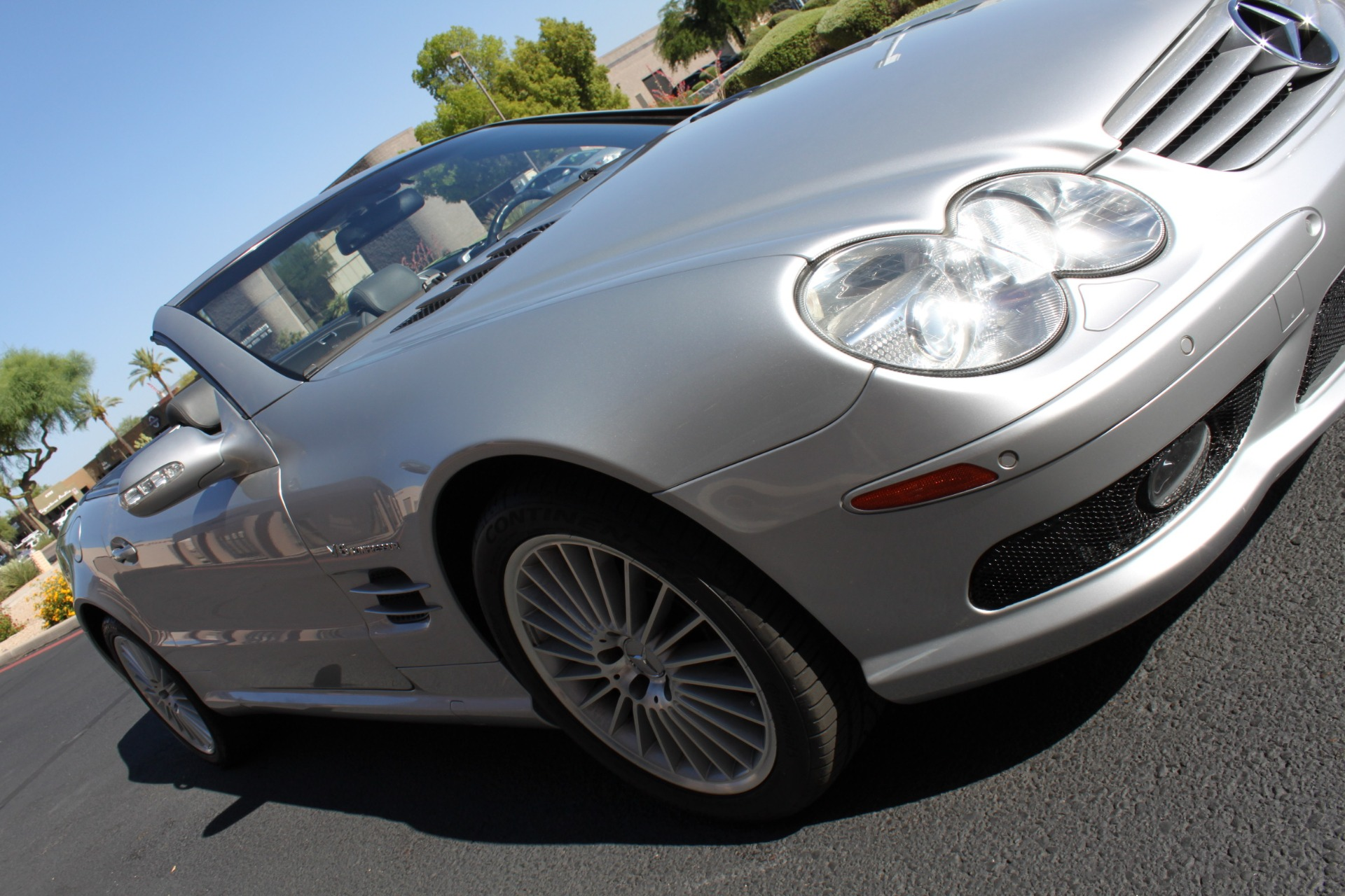 Used-2003-Mercedes-Benz-SL-Class-AMG-Chalenger