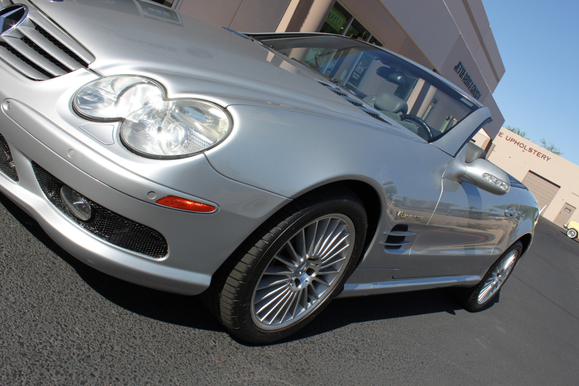 Used-2003-Mercedes-Benz-SL-Class-AMG-Dodge