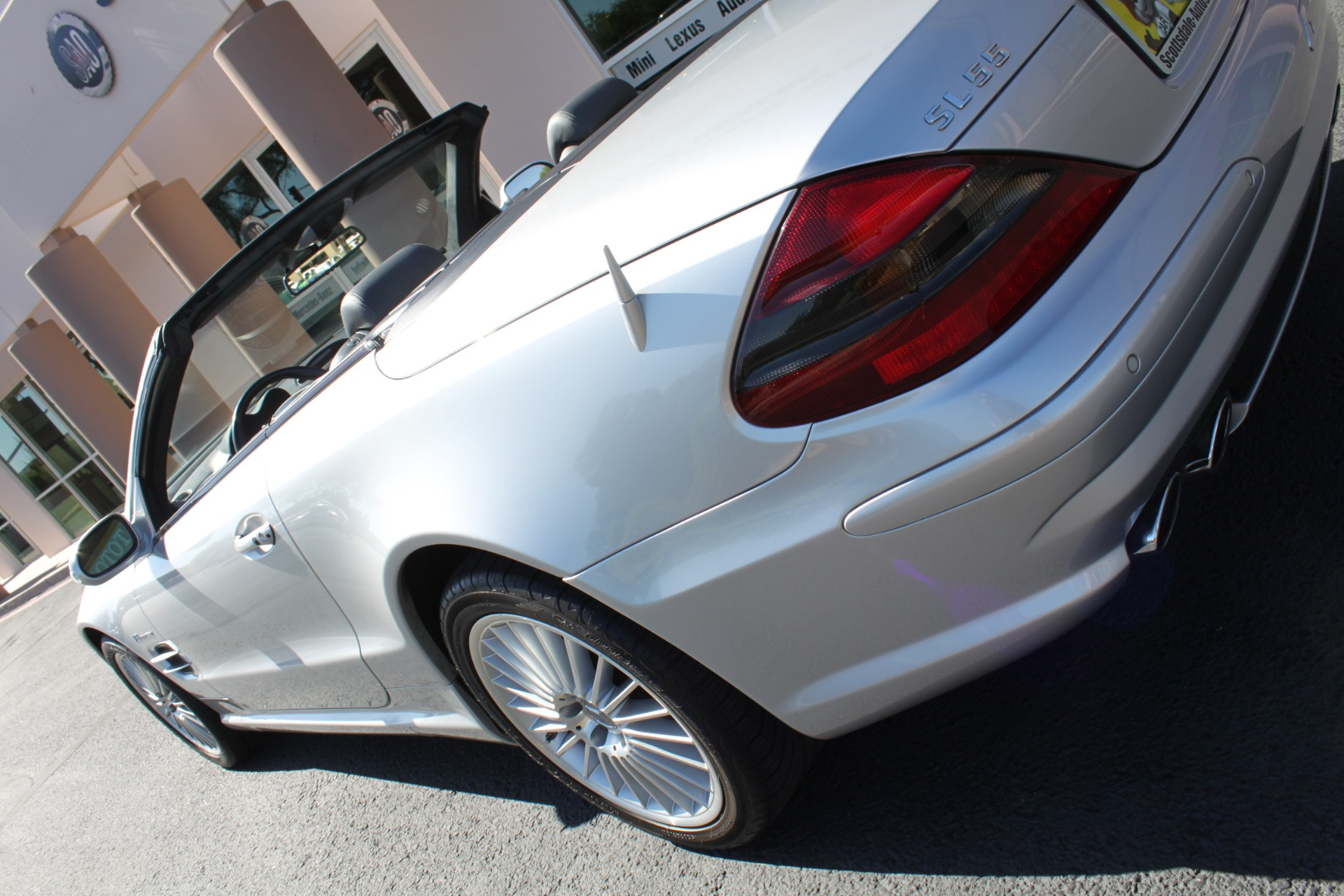 Used-2003-Mercedes-Benz-SL-Class-AMG-Chevelle