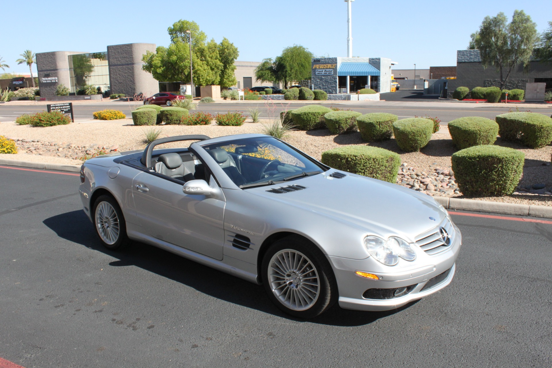 Used-2003-Mercedes-Benz-SL-Class-AMG-Ford