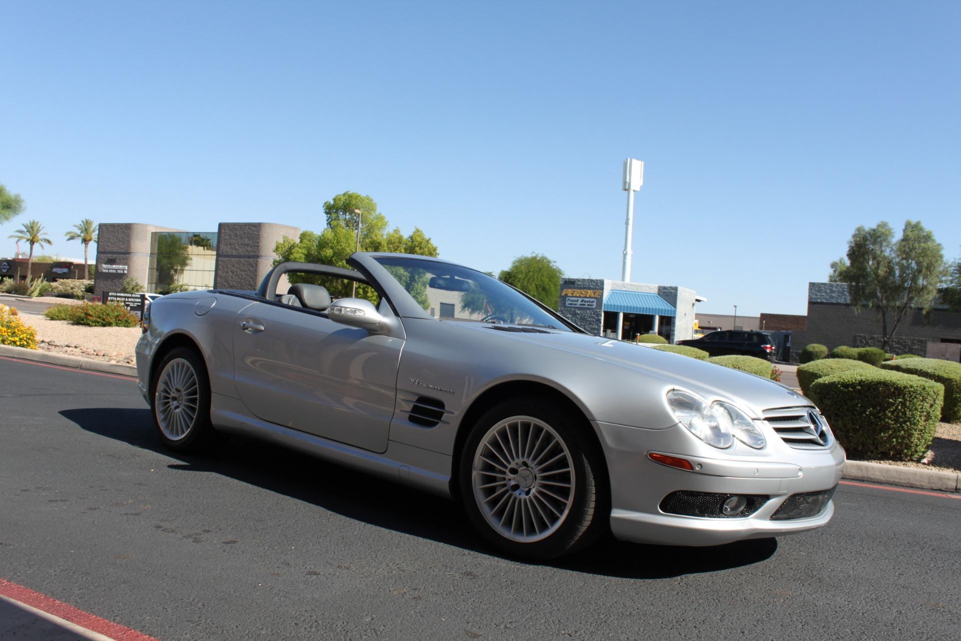 Used-2003-Mercedes-Benz-SL-Class-AMG-Honda