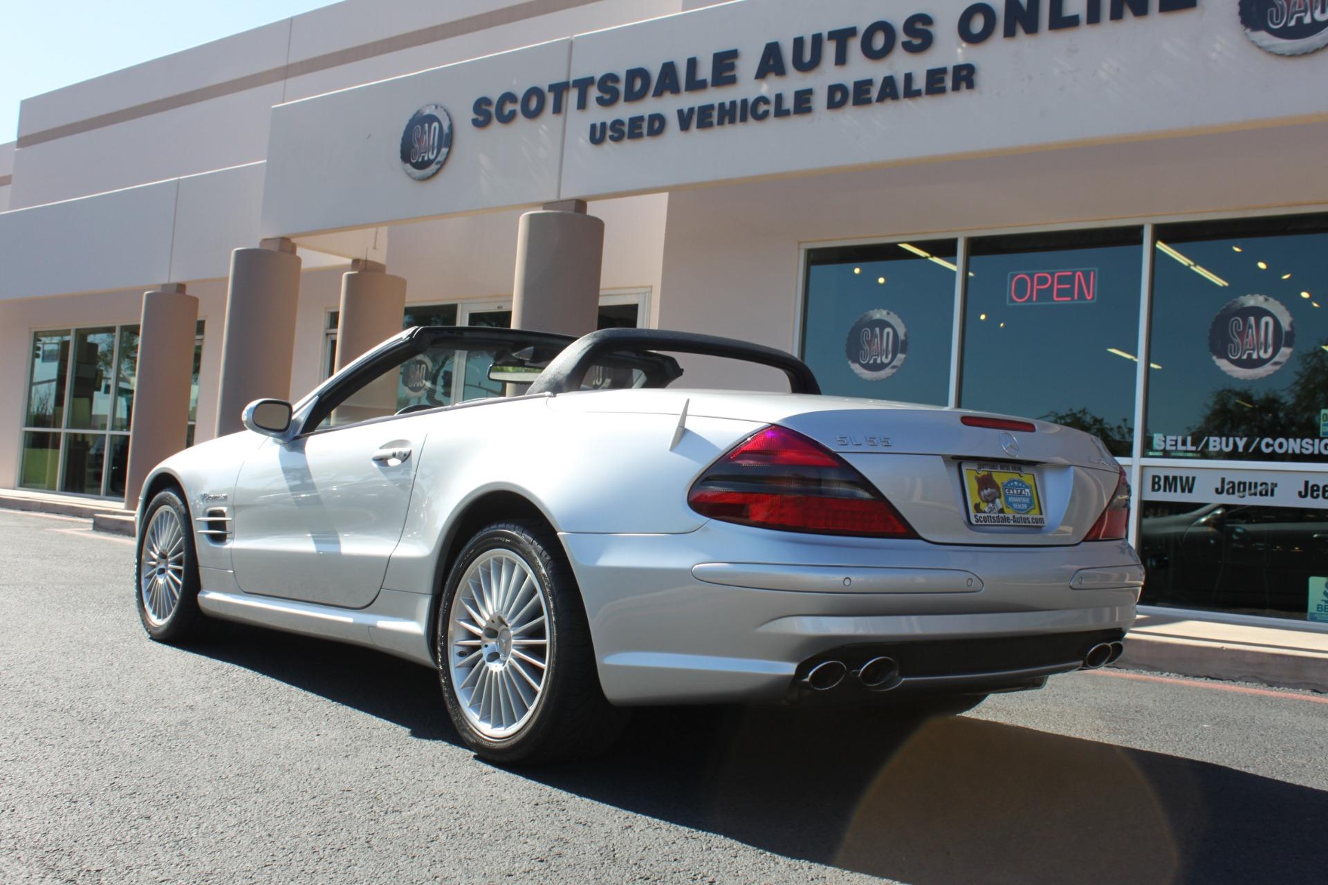 Used-2003-Mercedes-Benz-SL-Class-AMG-XJ